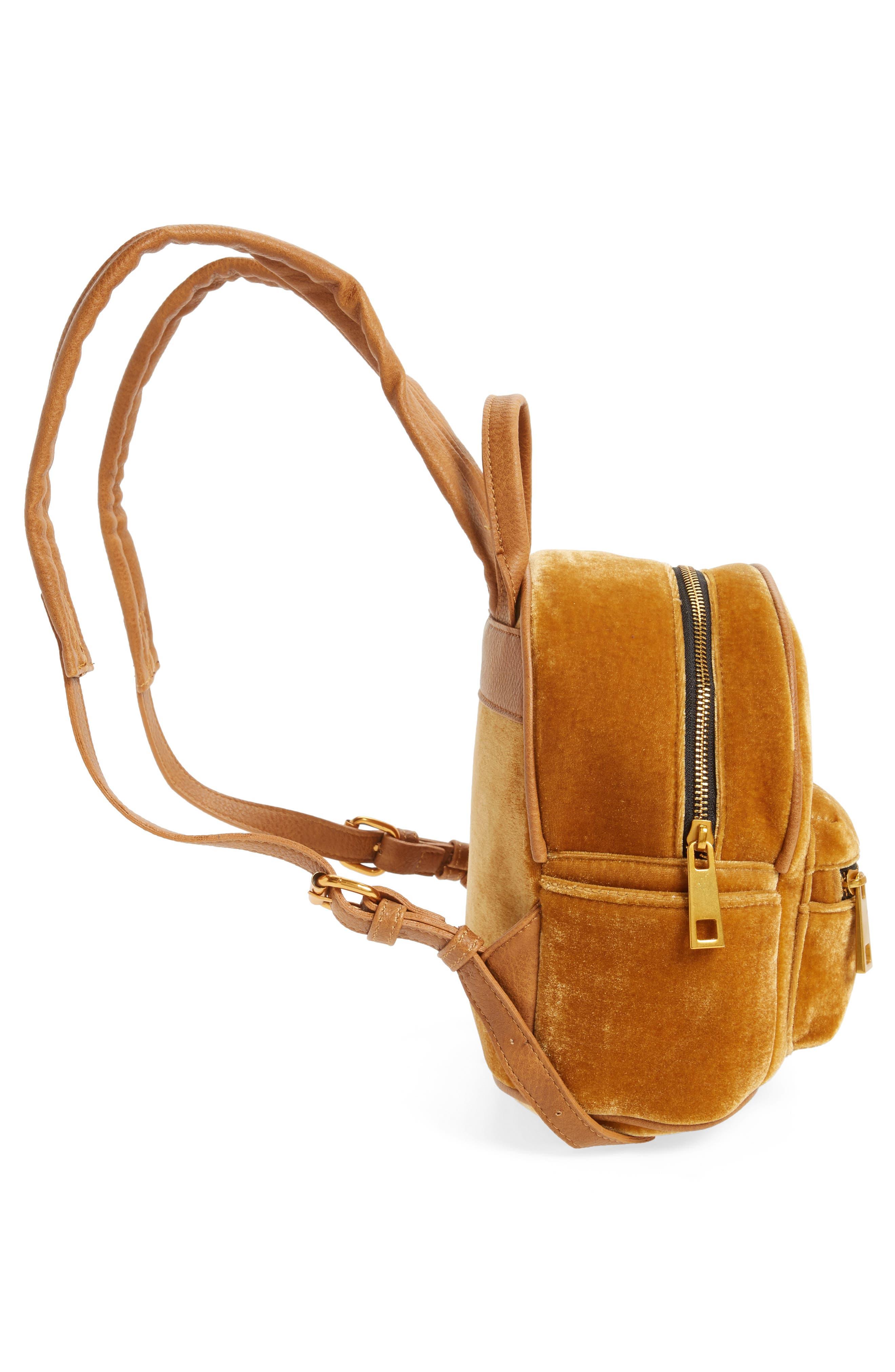 Velvet Backpack,                             Alternate thumbnail 11, color,