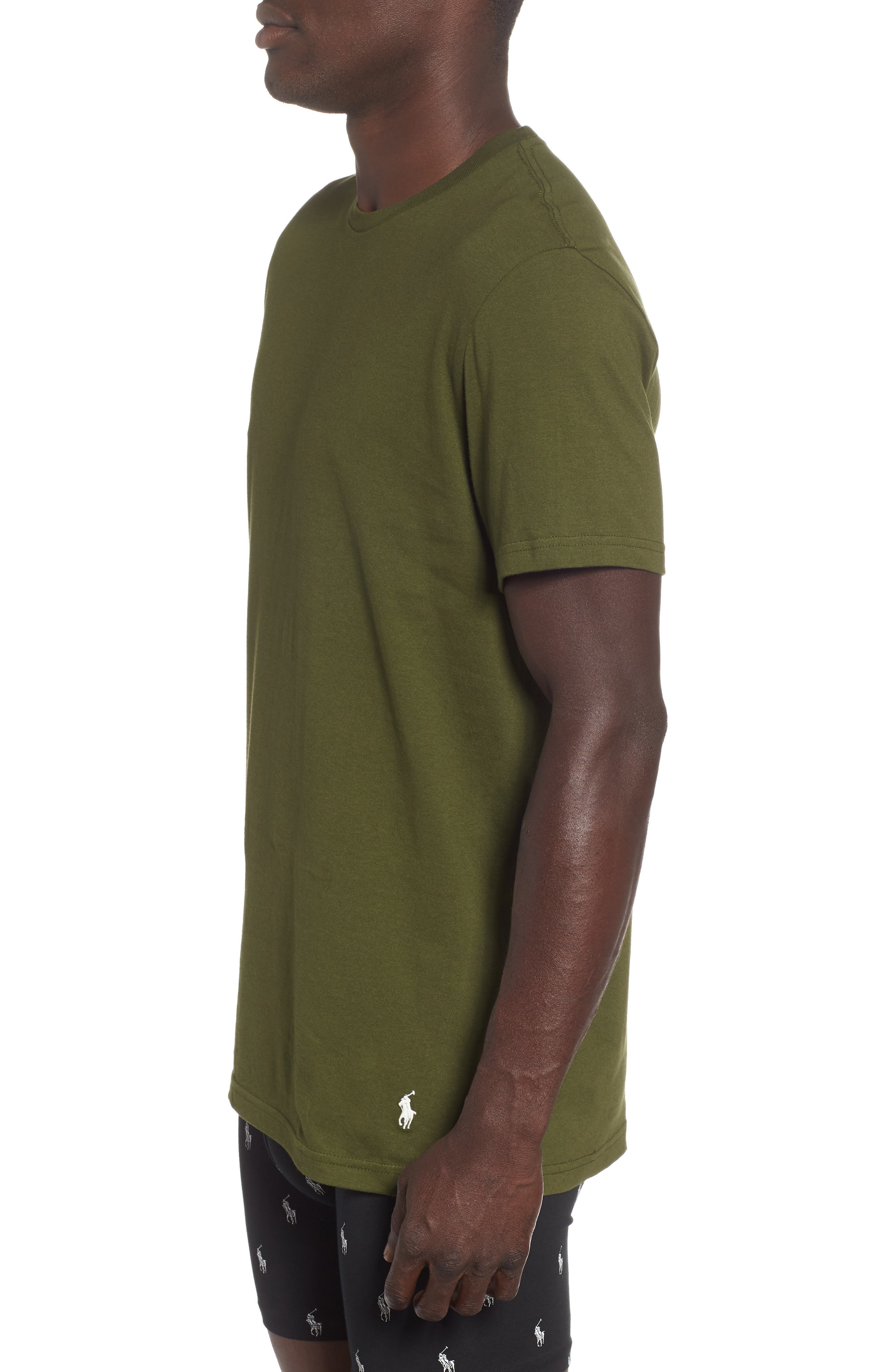3-Pack Classic Fit T-Shirts,                             Alternate thumbnail 4, color,                             300