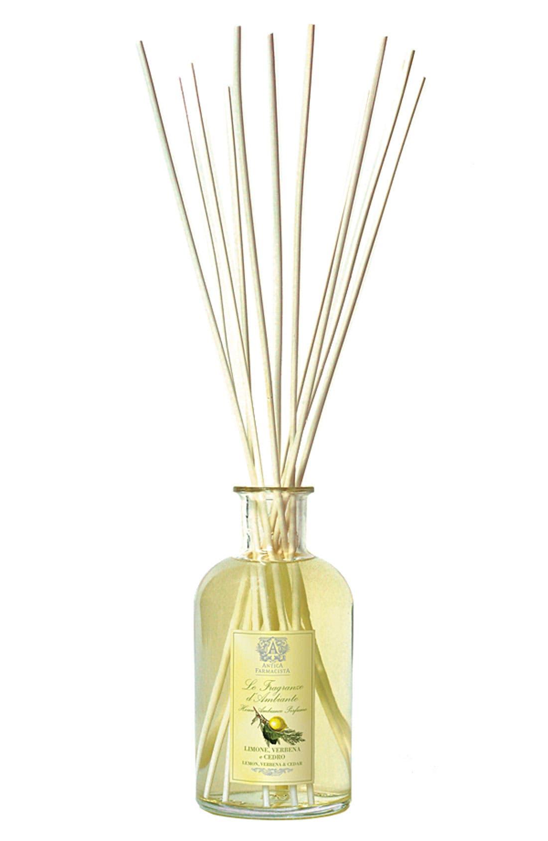 Lemon, Verbena & Cedar Home Ambiance Perfume,                             Main thumbnail 1, color,                             NO COLOR
