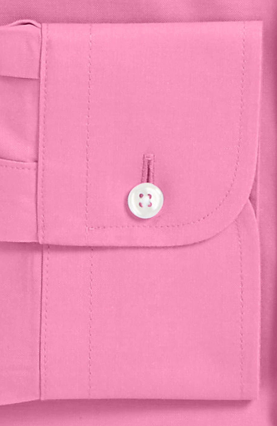 Smartcare<sup>™</sup> Traditional Fit Pinpoint Dress Shirt,                             Alternate thumbnail 67, color,