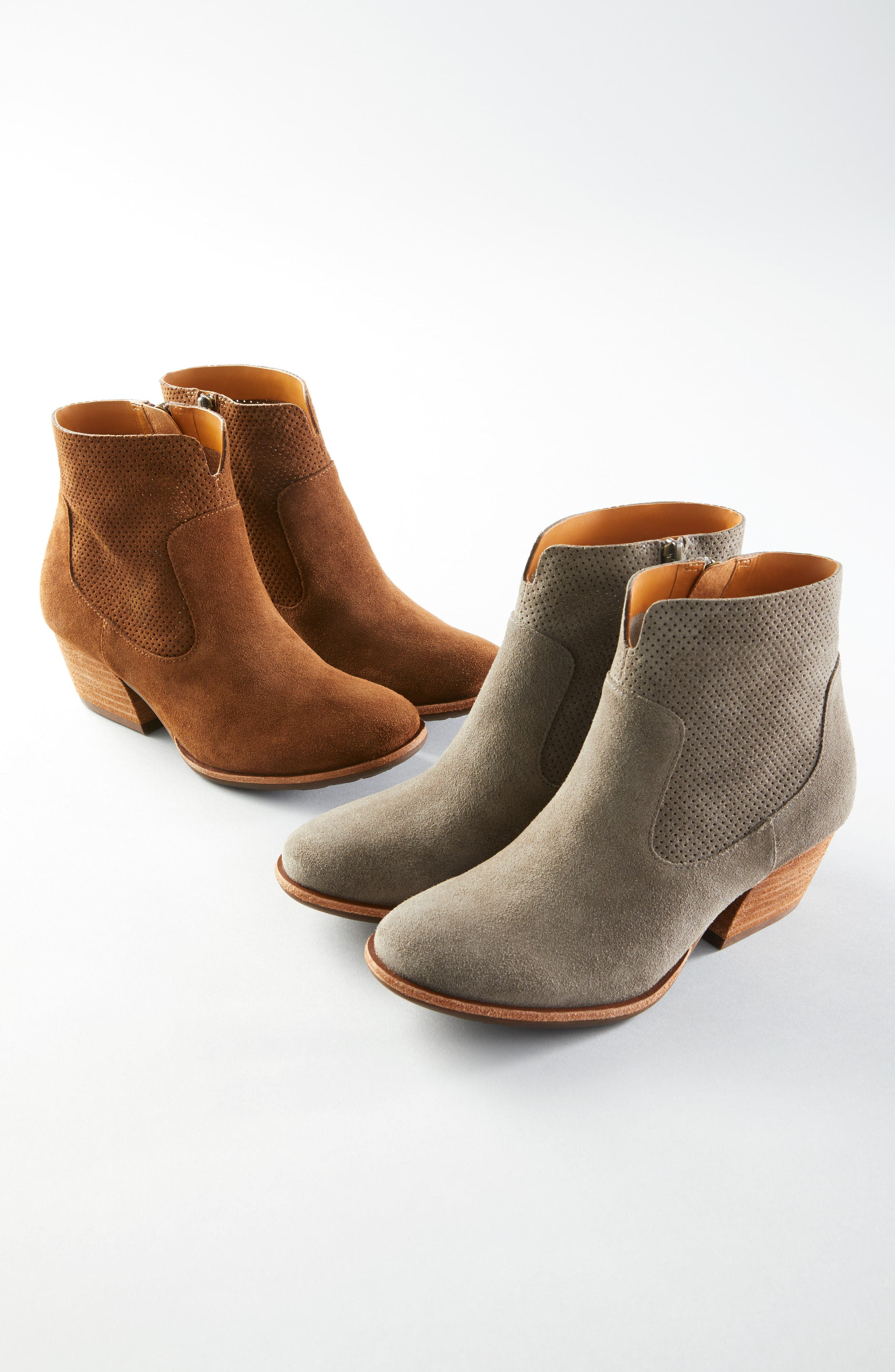 Sherrill Bootie,                             Alternate thumbnail 45, color,
