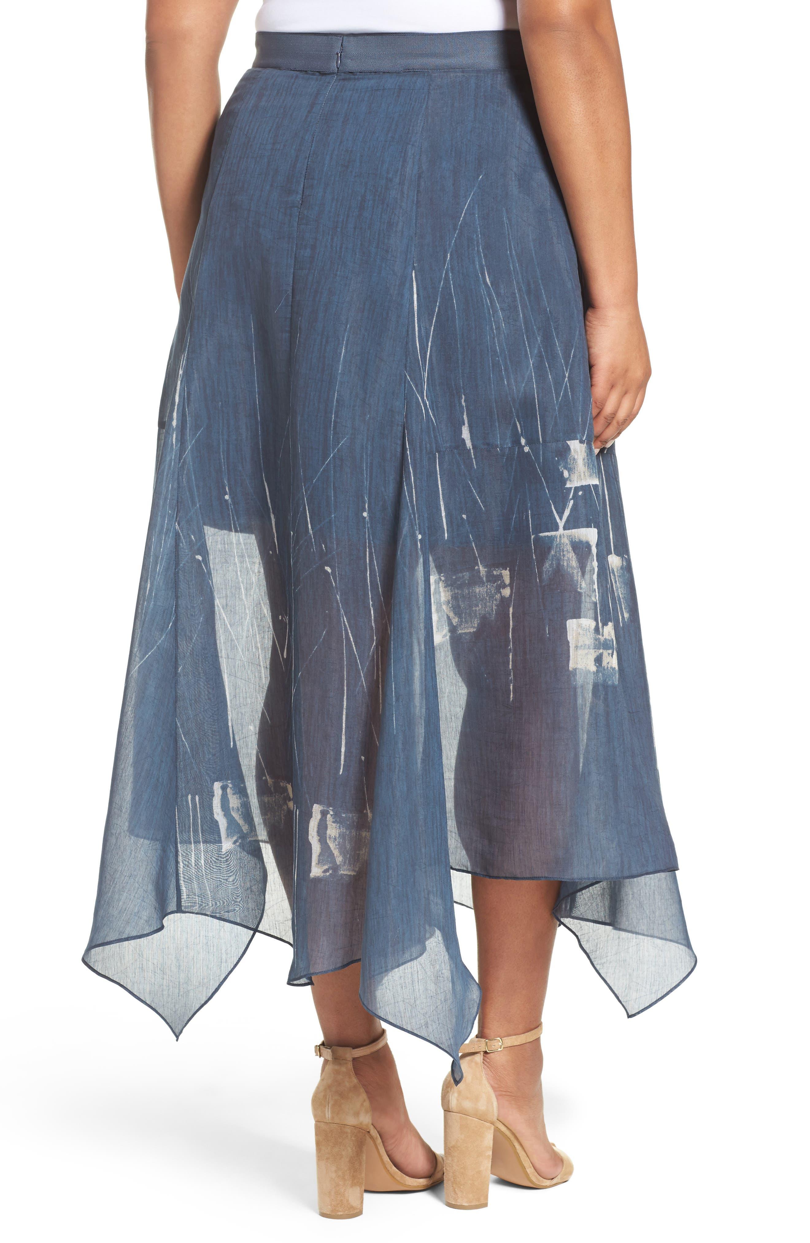 Spring Tide Maxi Skirt,                             Alternate thumbnail 2, color,                             MULTI
