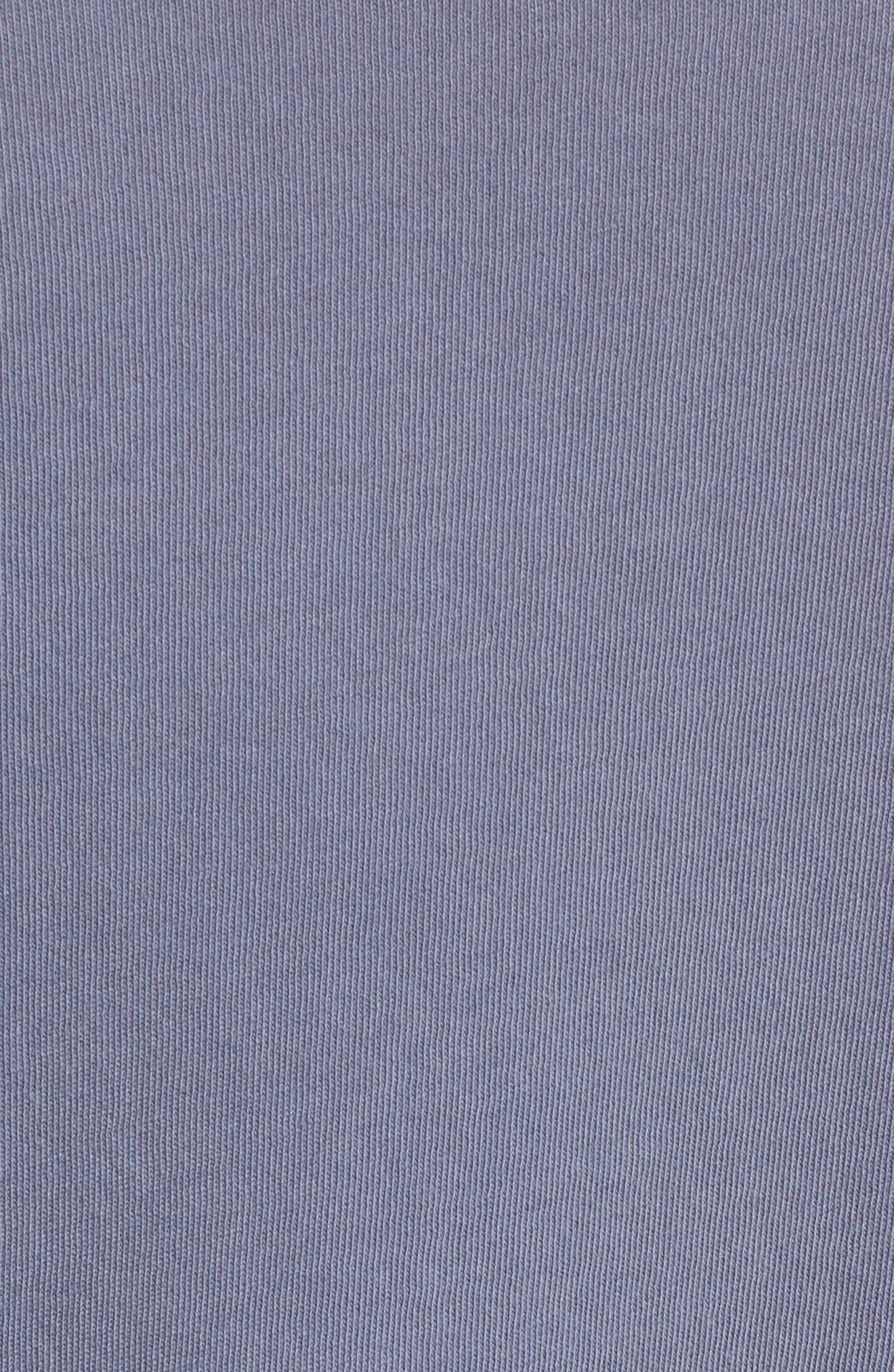 Ruffle Sleeve Knit Top,                             Alternate thumbnail 5, color,                             509