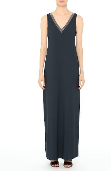 Beaded Maxi Dress, video thumbnail
