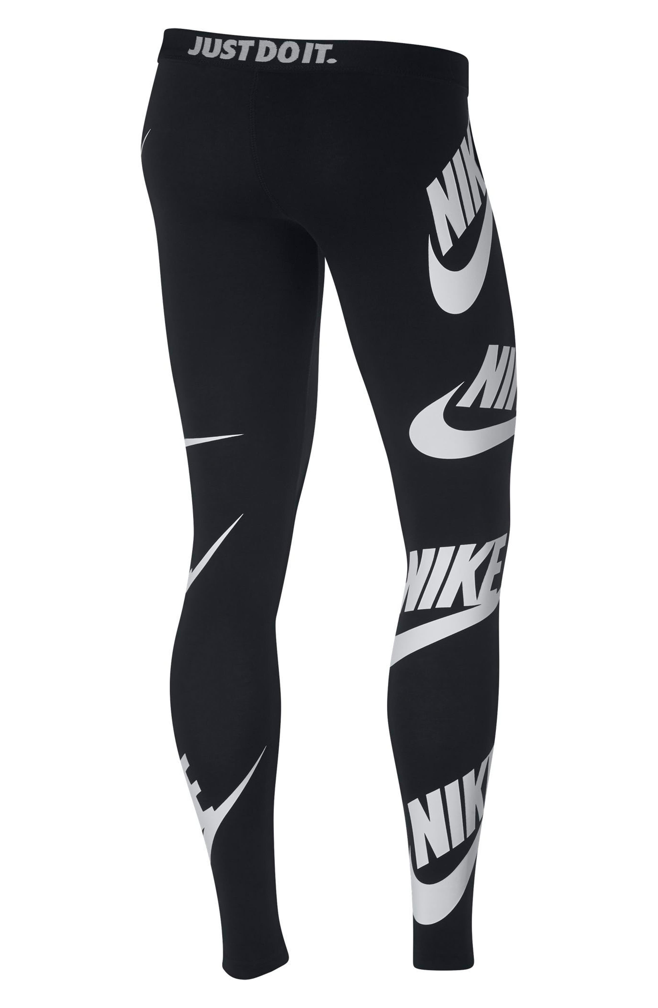 Sportswear Graphic Leggings,                             Alternate thumbnail 25, color,