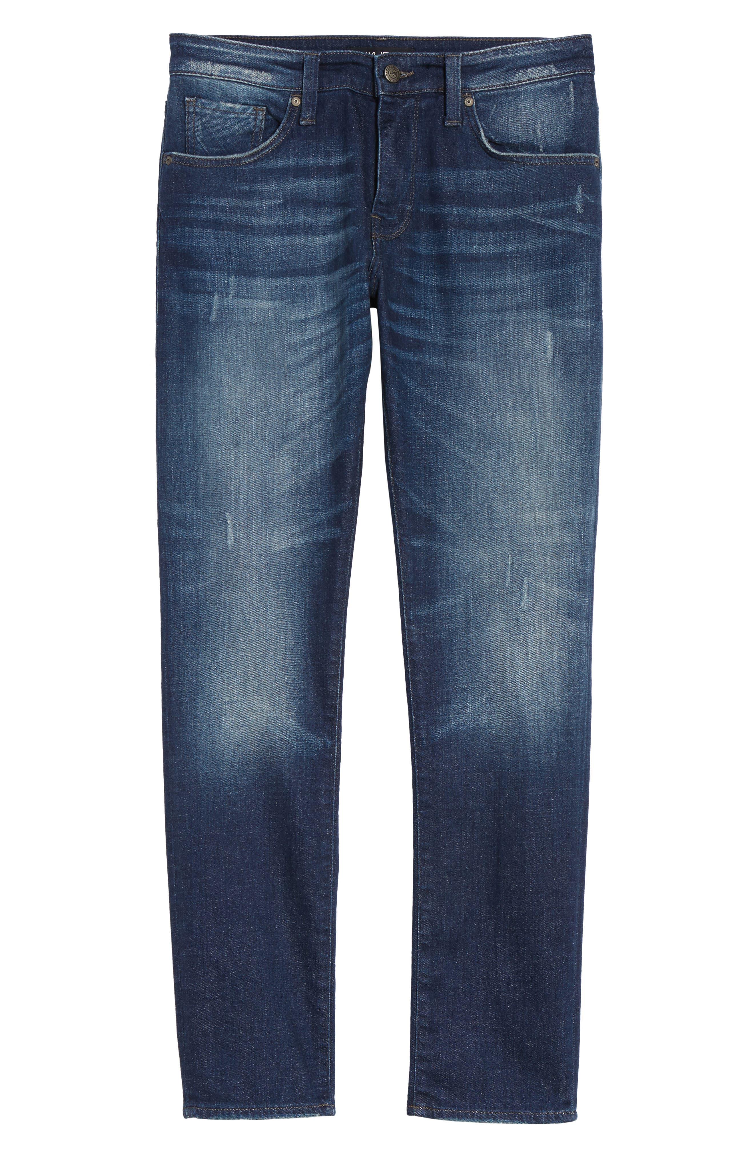 Jake Easy Slim Fit Jeans,                             Alternate thumbnail 6, color,                             401