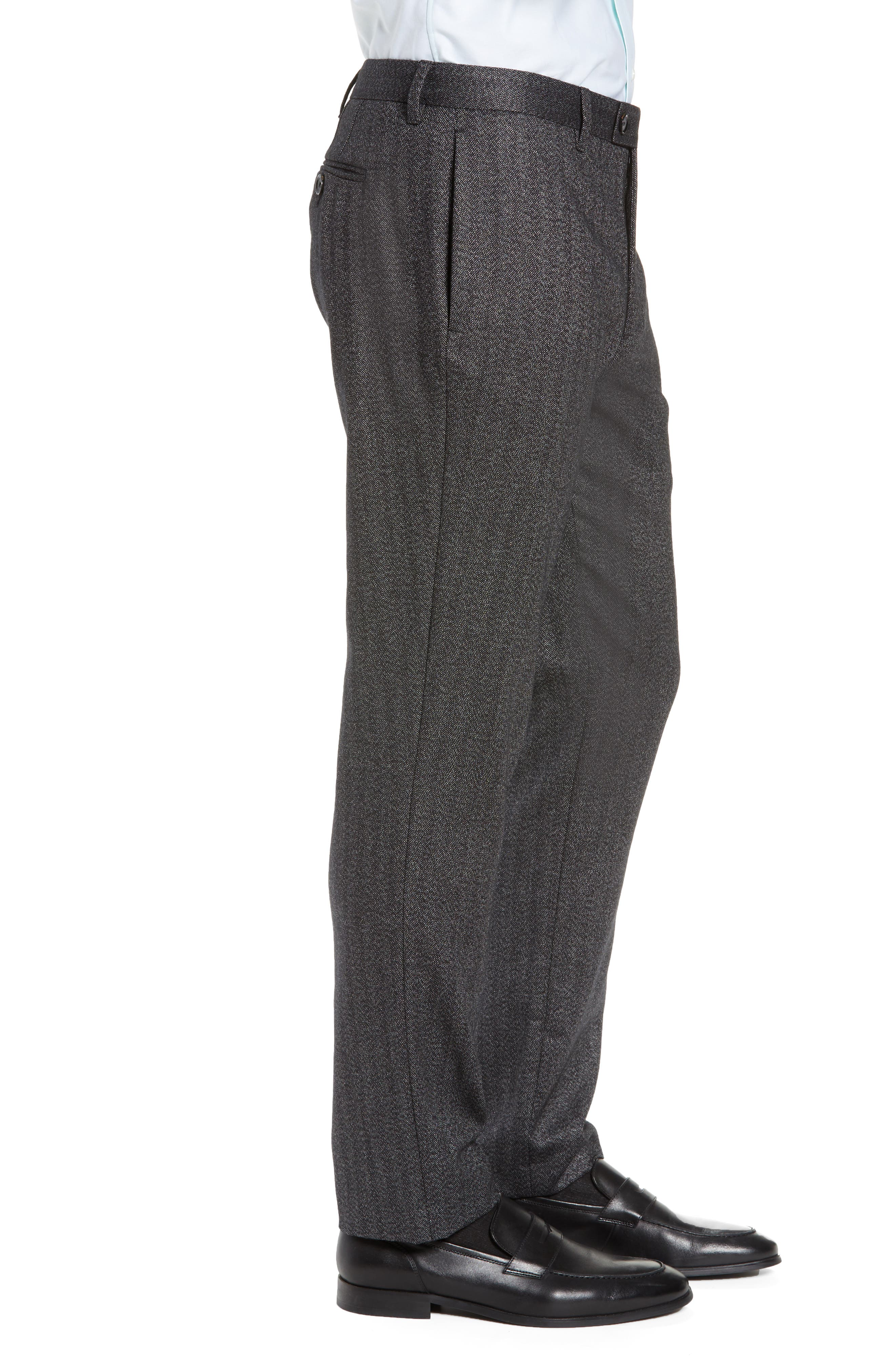 Wenstro Classic Fit Trousers,                             Alternate thumbnail 3, color,                             020