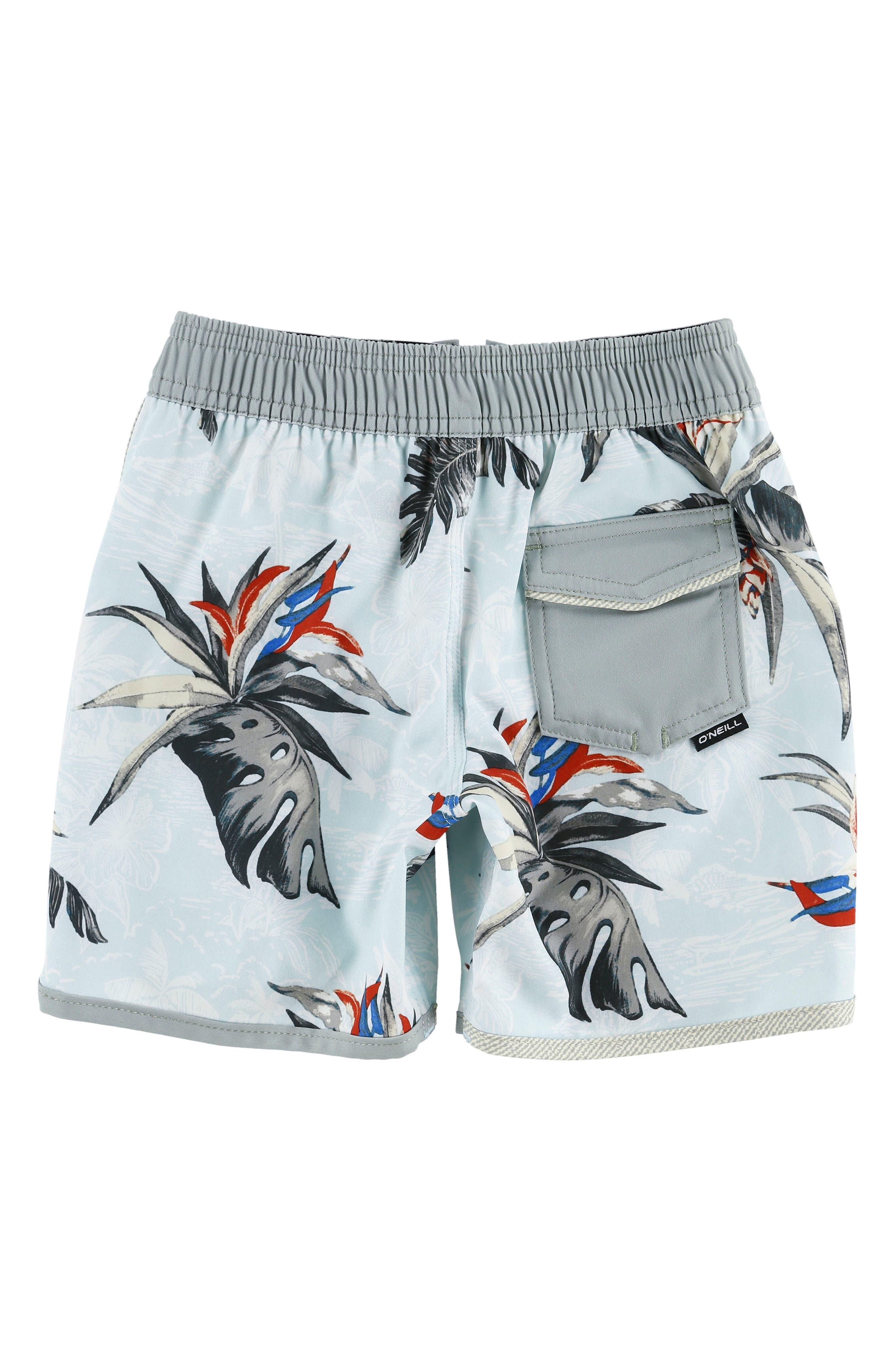 Hyperfreak Islander Board Shorts,                             Alternate thumbnail 4, color,
