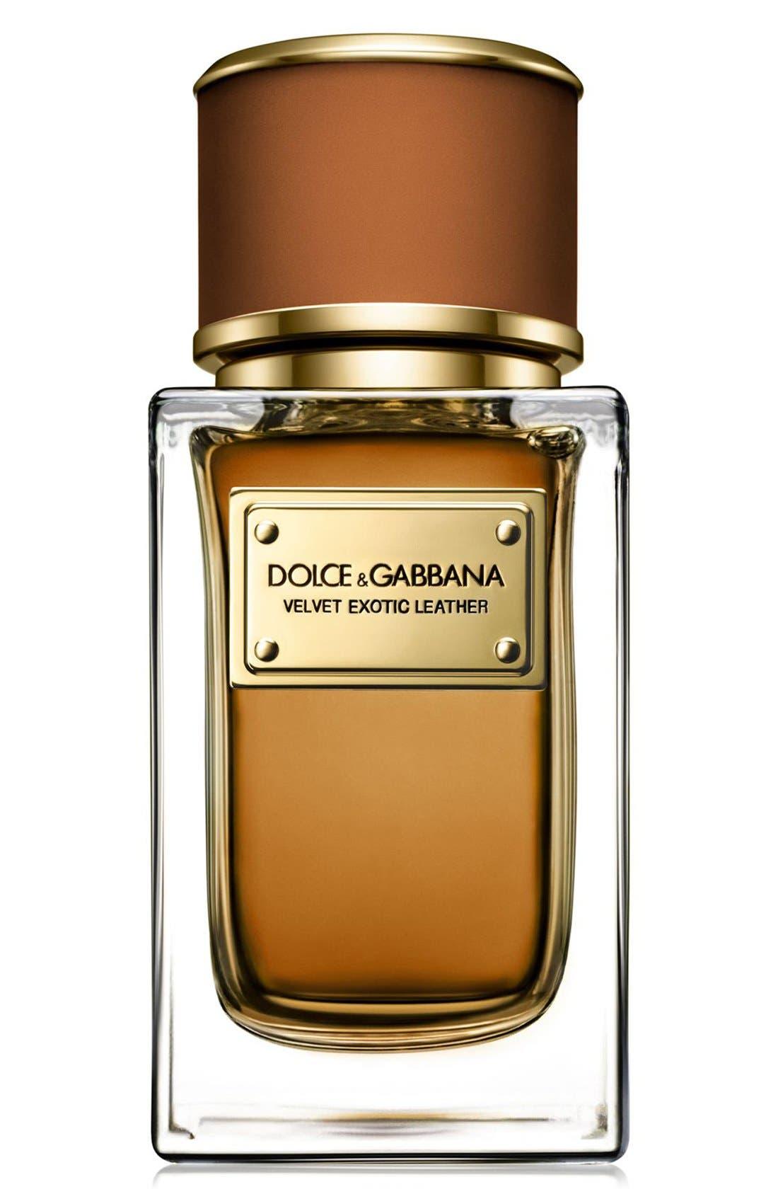 'Velvet Exotic Leather' Eau de Parfum,                             Main thumbnail 1, color,                             000