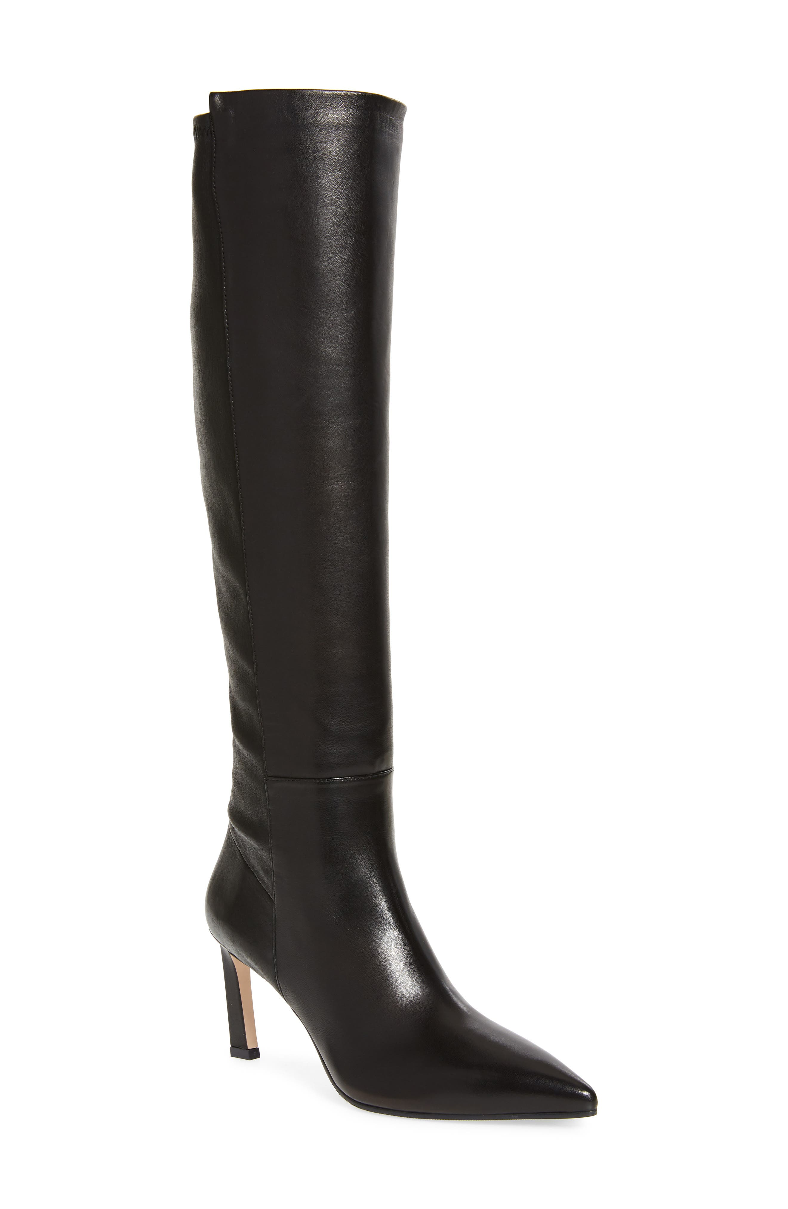 Demi Over the Knee Boot,                             Main thumbnail 1, color,                             003
