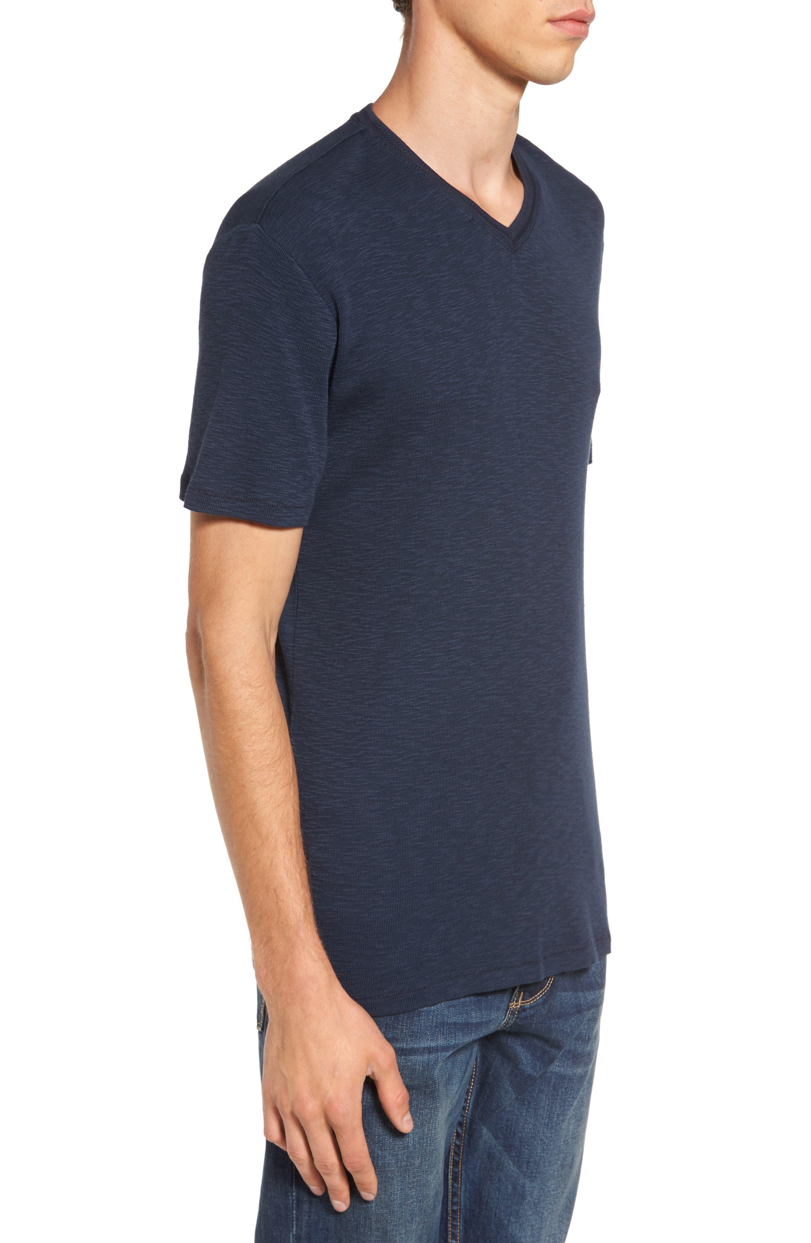 Capitola V-Neck T-Shirt,                             Alternate thumbnail 13, color,