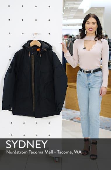 Regular Fit Surplus Down Jacket, sales video thumbnail