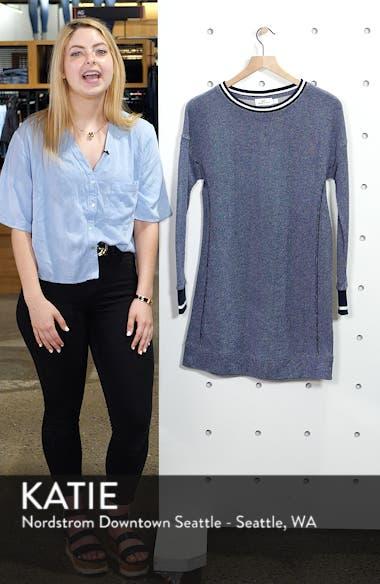 Sweatshirt Dress, sales video thumbnail