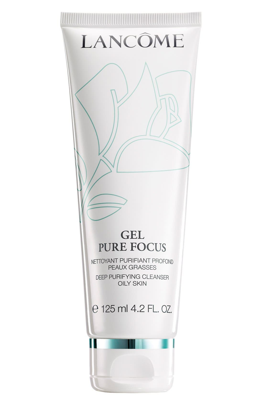 Gel Pure Focus Deep Purifying Oily Skin Cleanser,                             Main thumbnail 1, color,