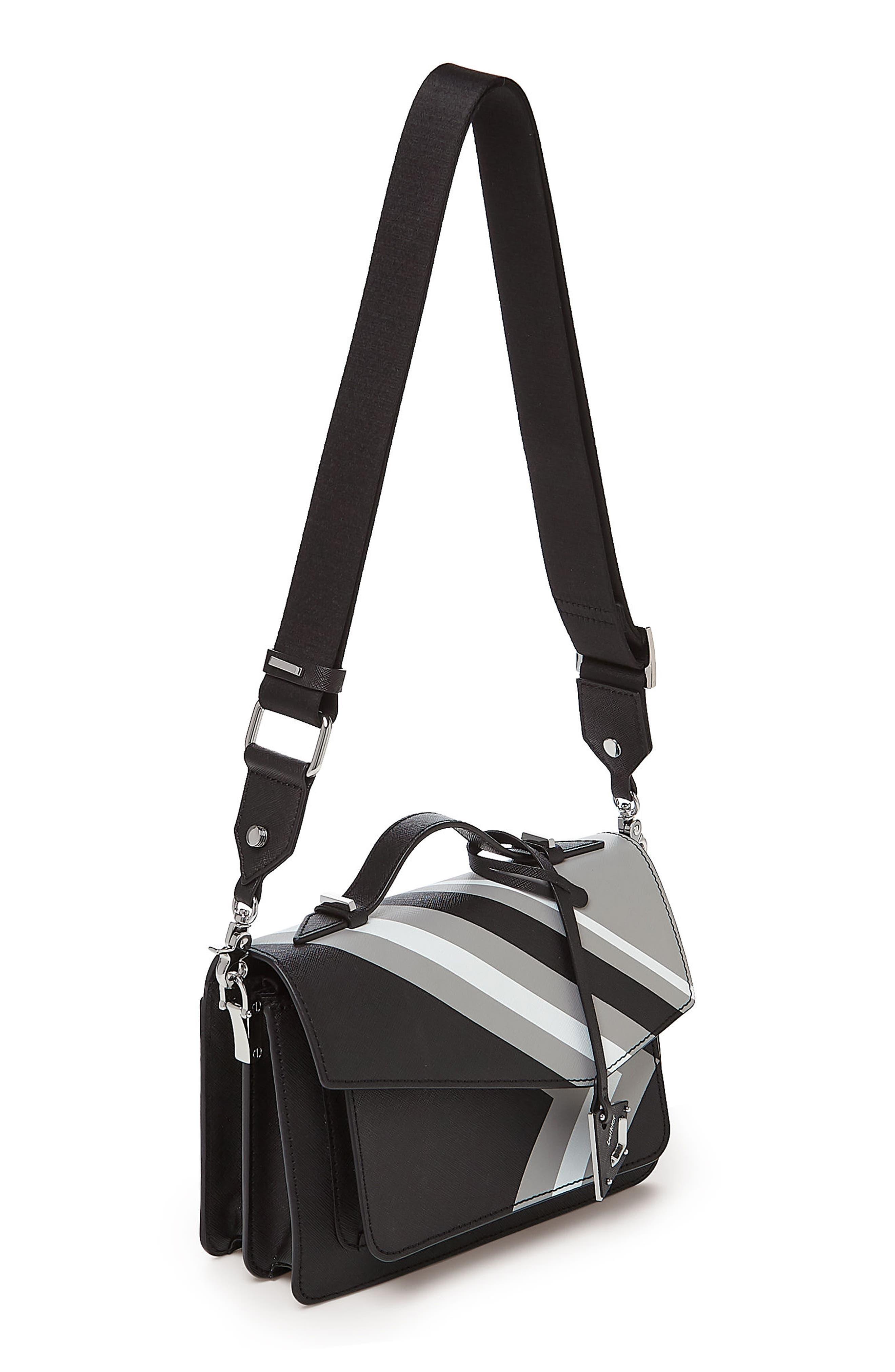 Cobble Hill Leather Crossbody Bag,                             Alternate thumbnail 79, color,
