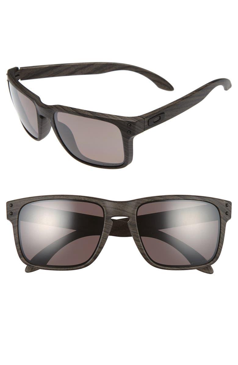 daa77d8a3c Oakley  Holbrook  55mm Polarized Sunglasses