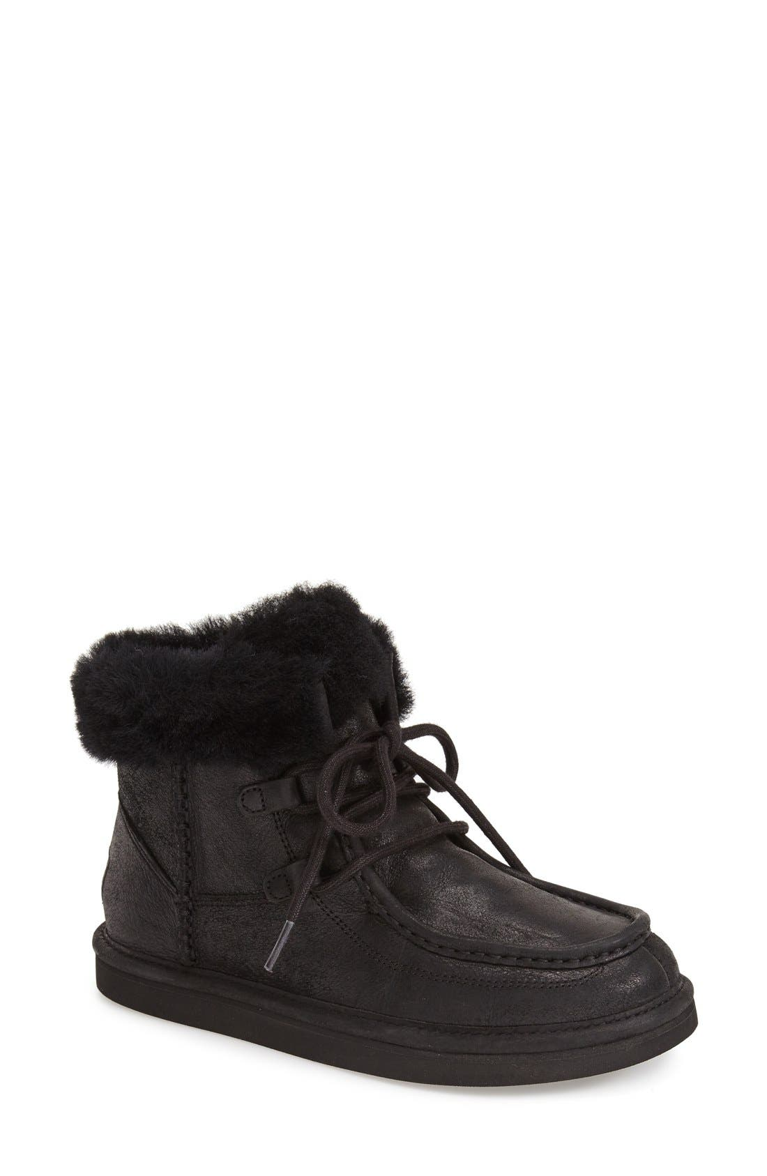 'Cypress' Water ResistantBoot,                             Main thumbnail 1, color,                             001