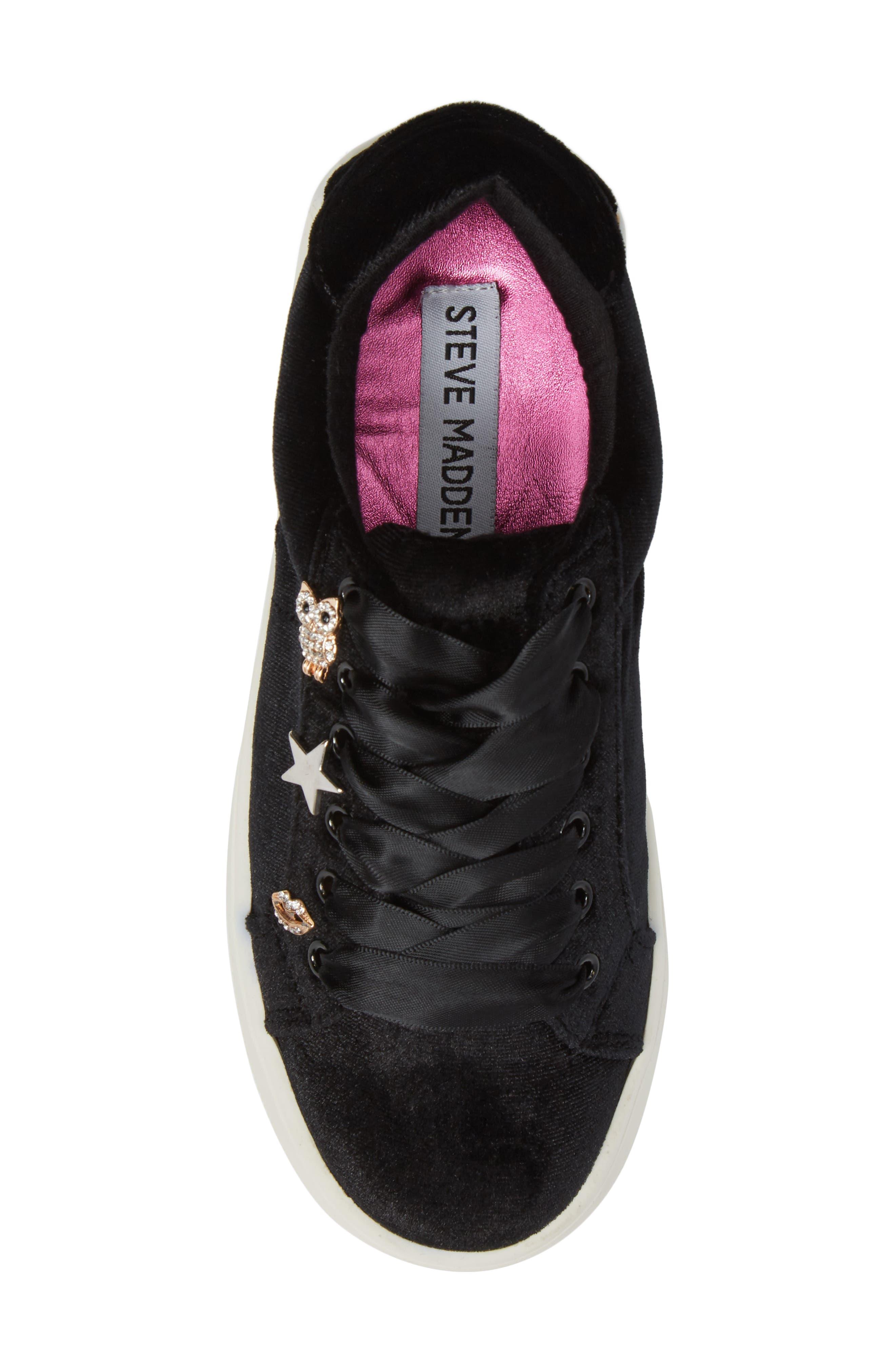 Jbertiec Charm Sneaker,                             Alternate thumbnail 5, color,                             009