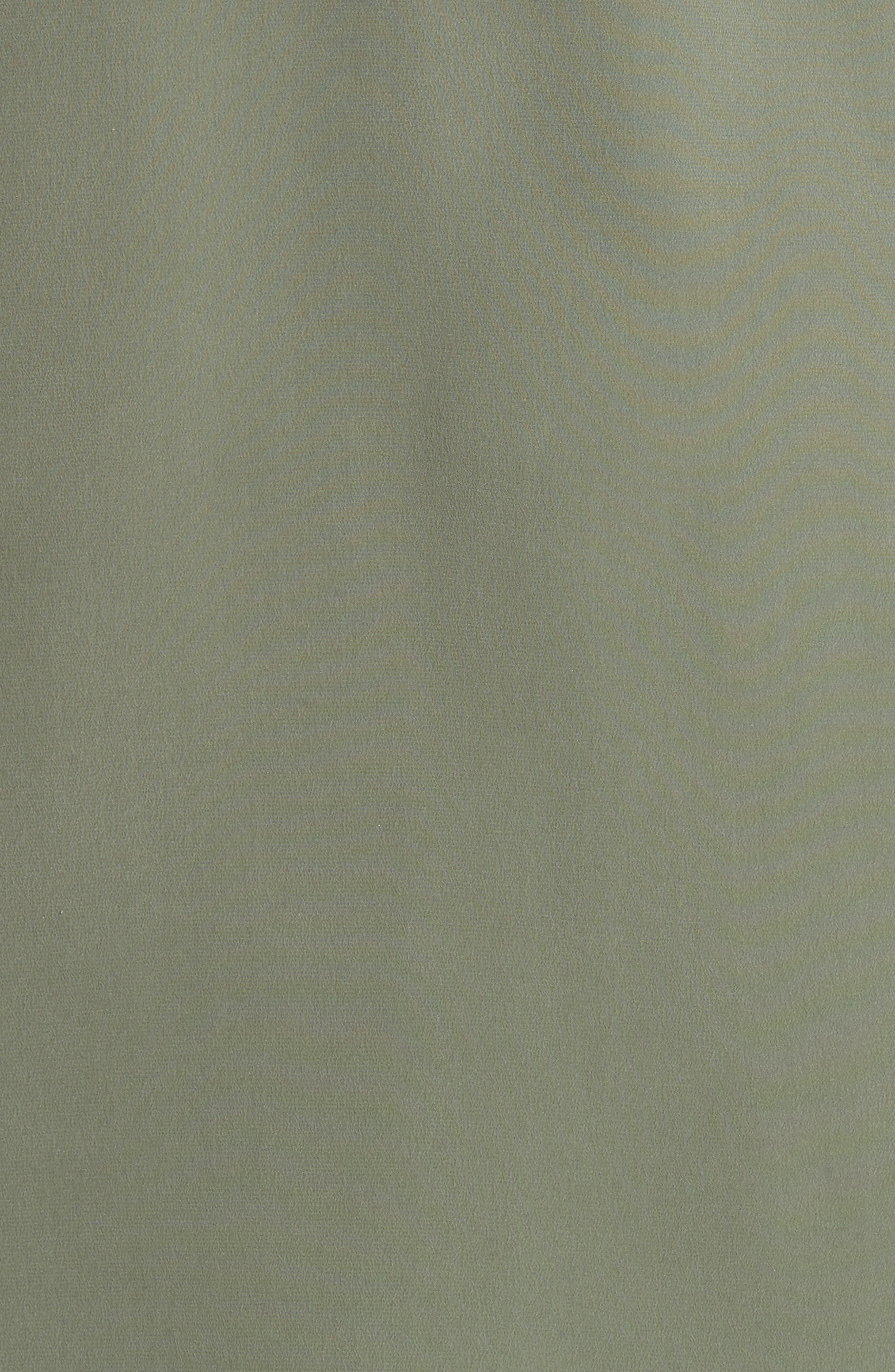 Robbi Colorblock Silk Slipdress,                             Alternate thumbnail 5, color,                             363