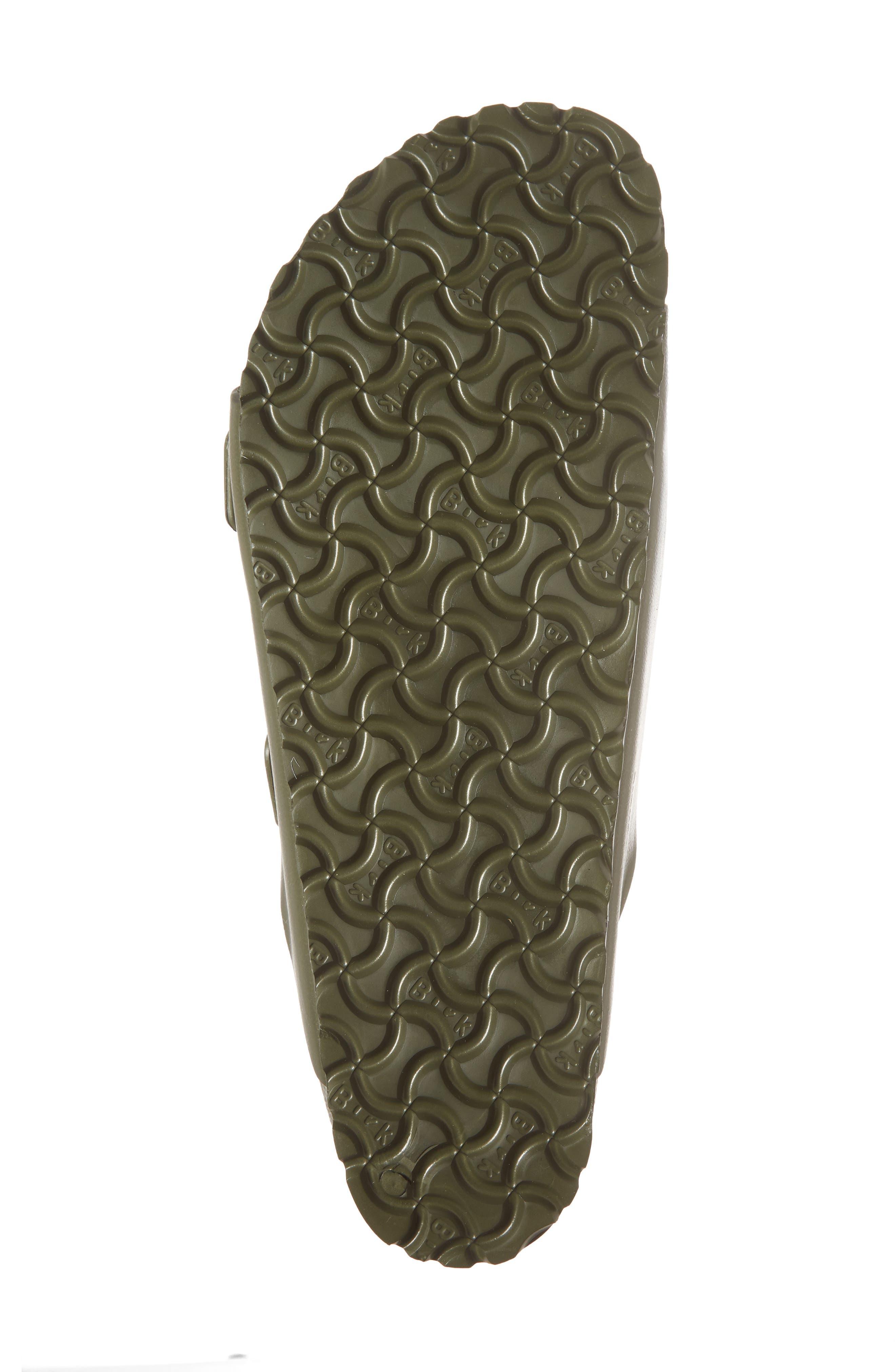 'Essentials - Arizona EVA' Waterproof Slide Sandal,                             Alternate thumbnail 7, color,                             GREEN