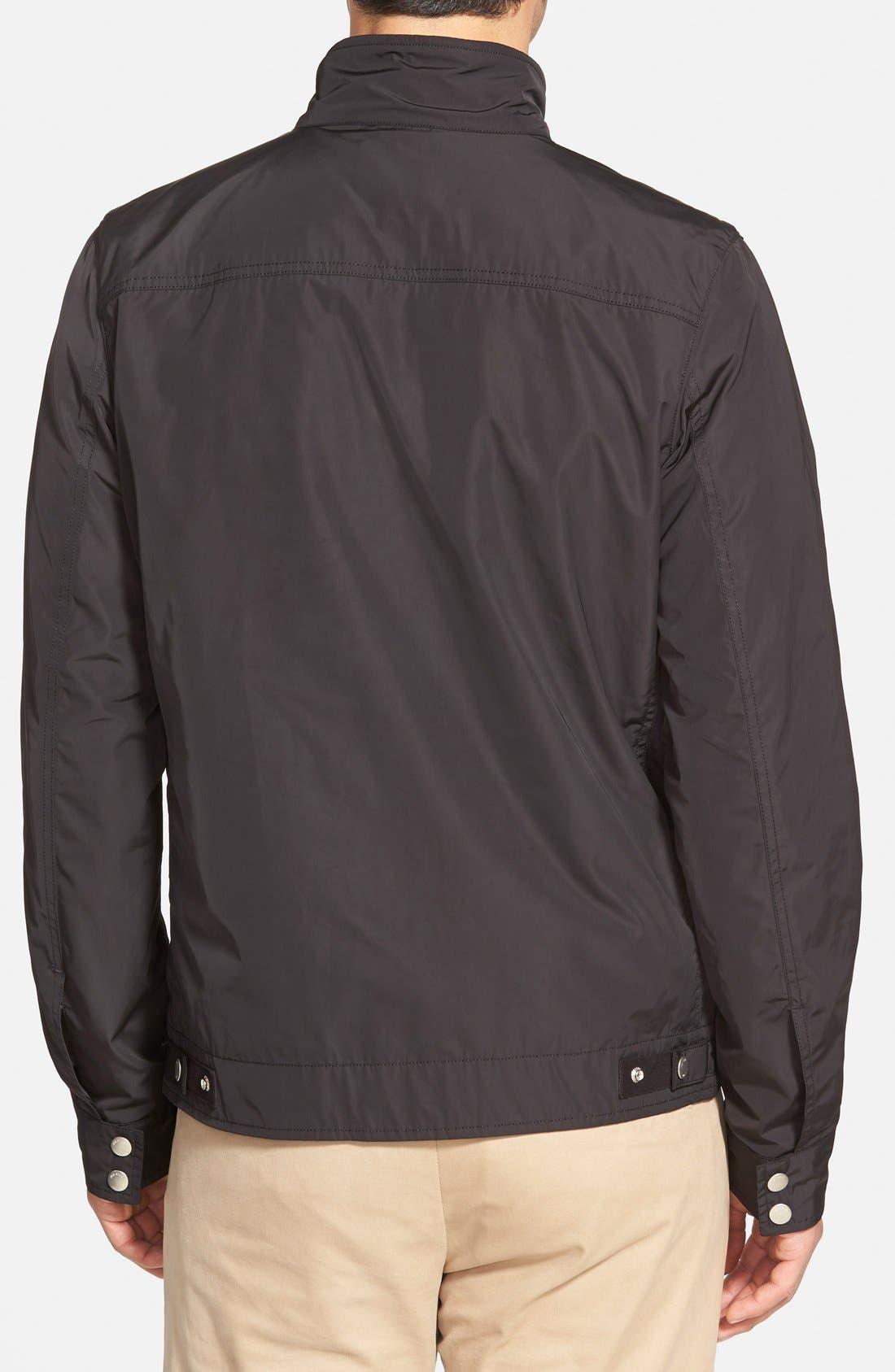 'Peyton' Packable Lightweight Jacket,                             Alternate thumbnail 2, color,                             001