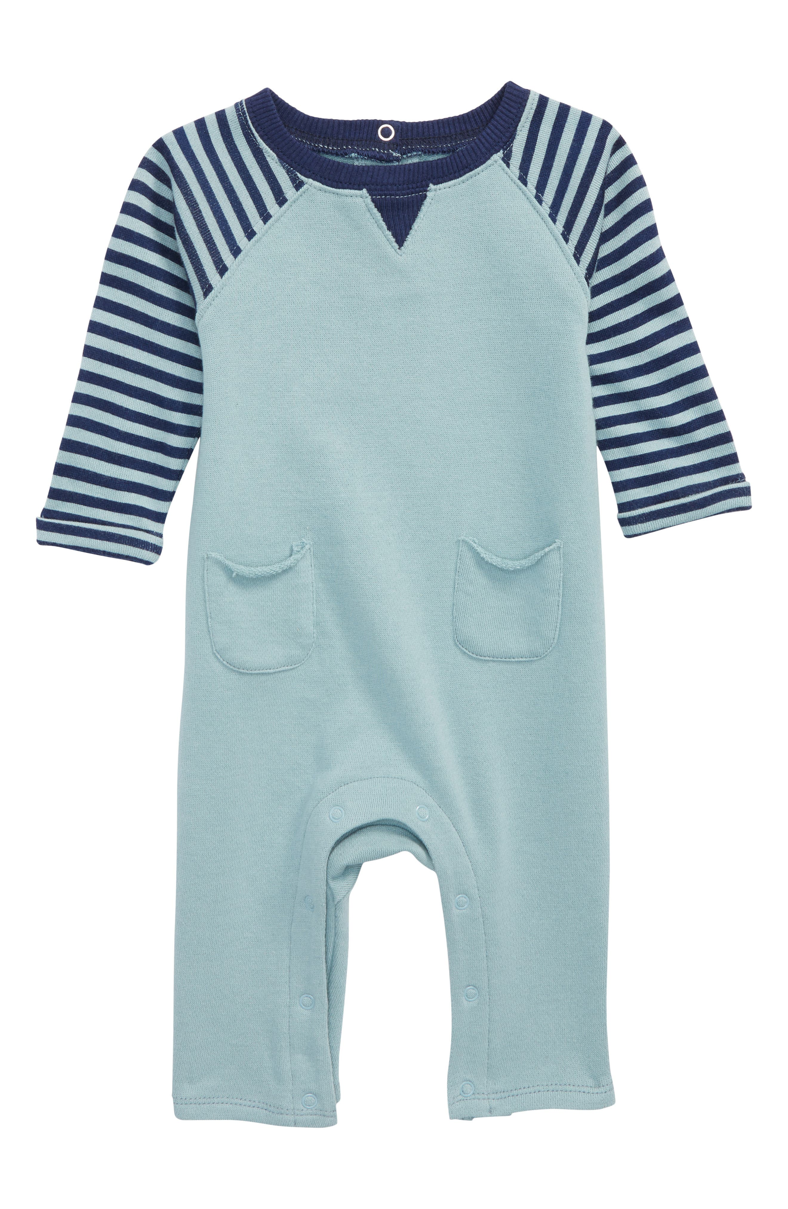 French Terry Romper,                             Main thumbnail 1, color,                             450