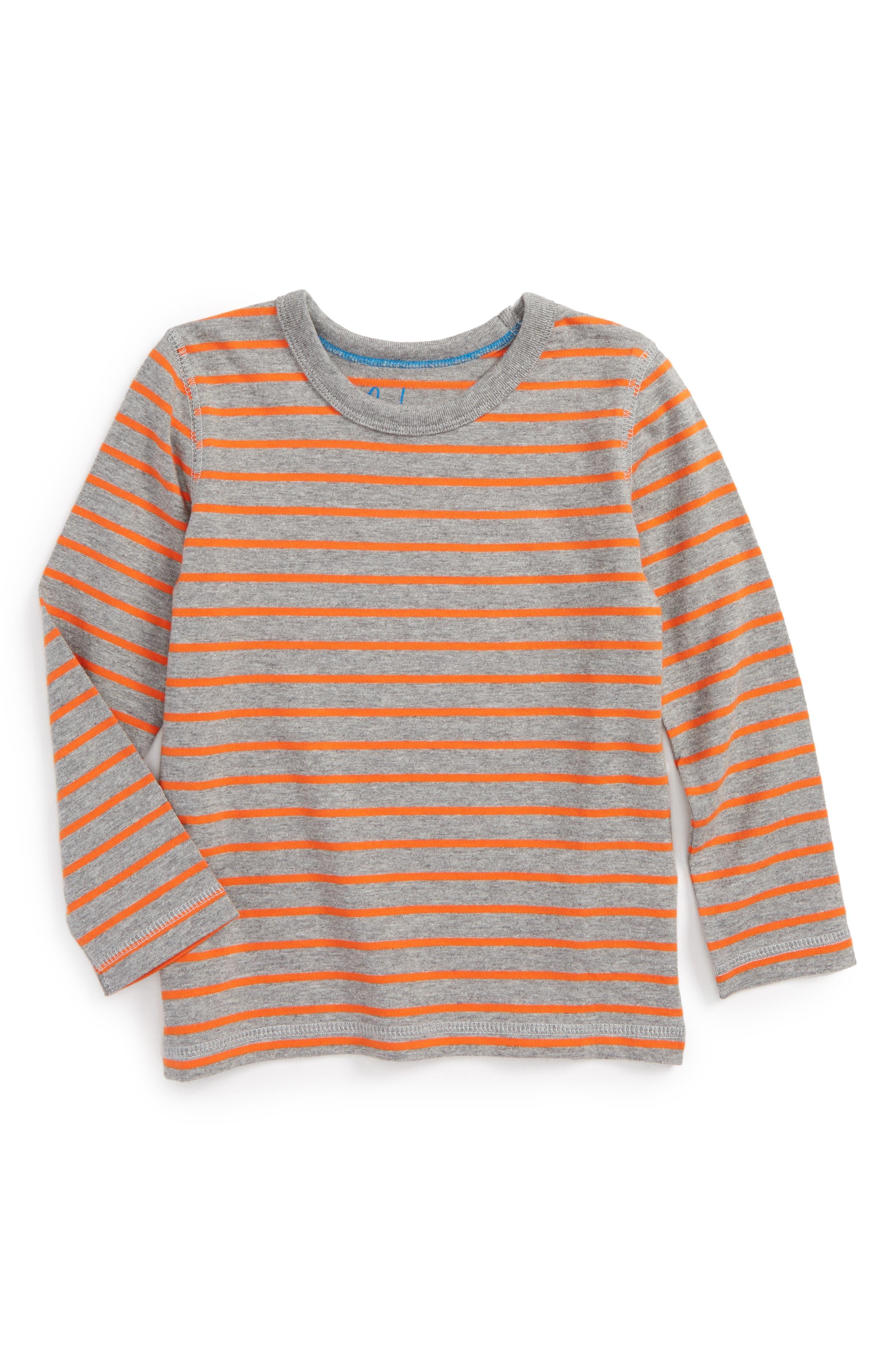 Supersoft Stripe T-Shirt,                             Main thumbnail 1, color,                             081