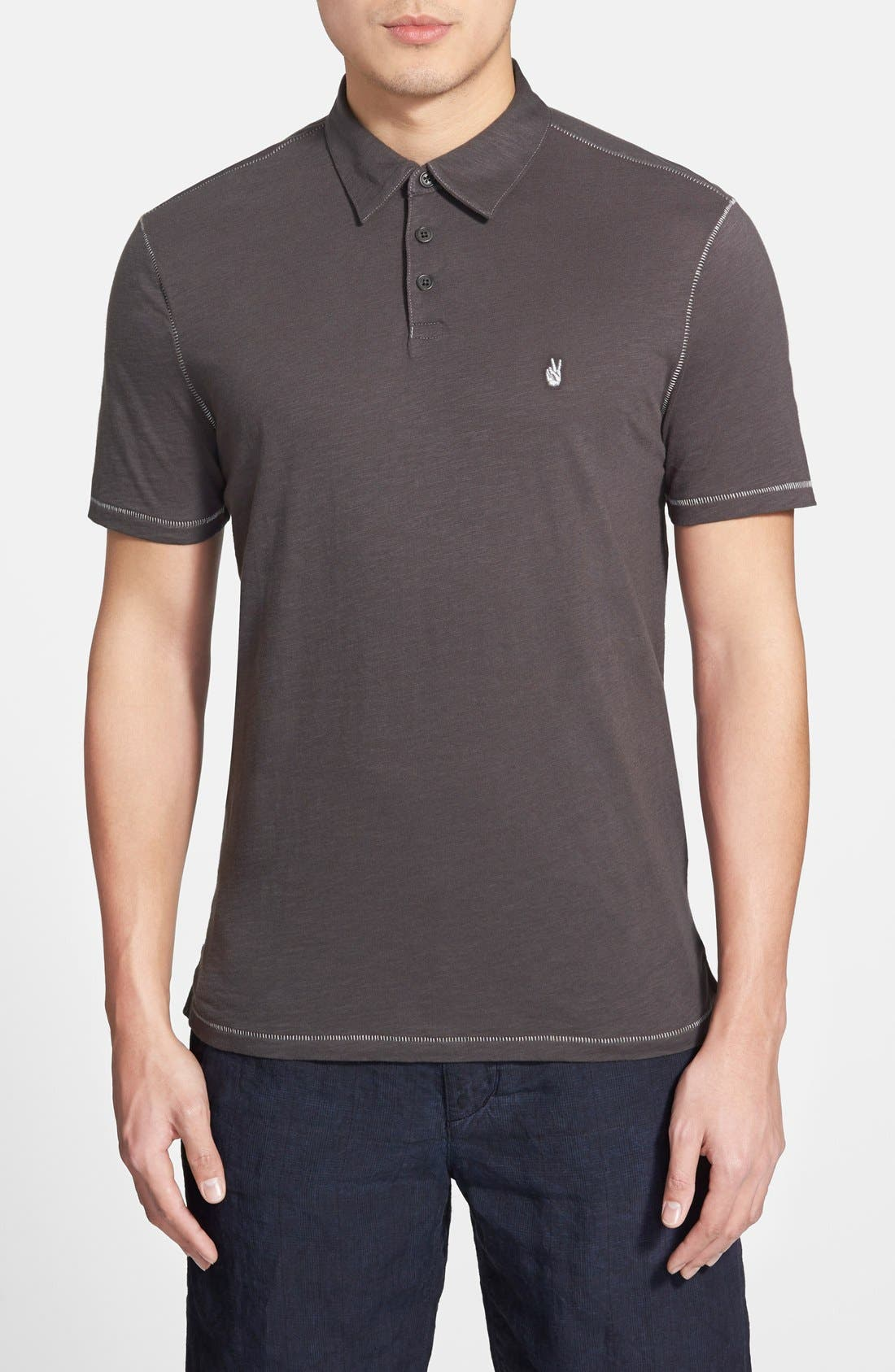 Slim Fit Polo,                             Main thumbnail 5, color,