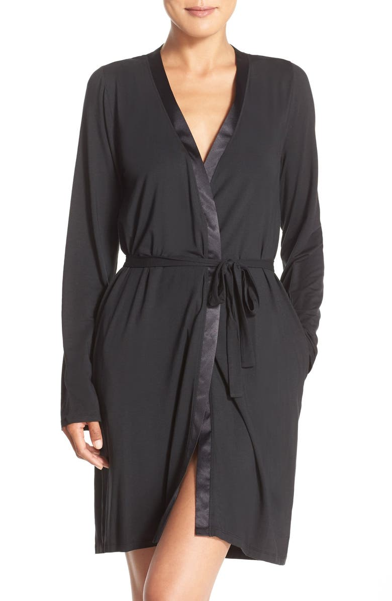 Calvin Klein  Essentials  Short Robe  5aef4223c