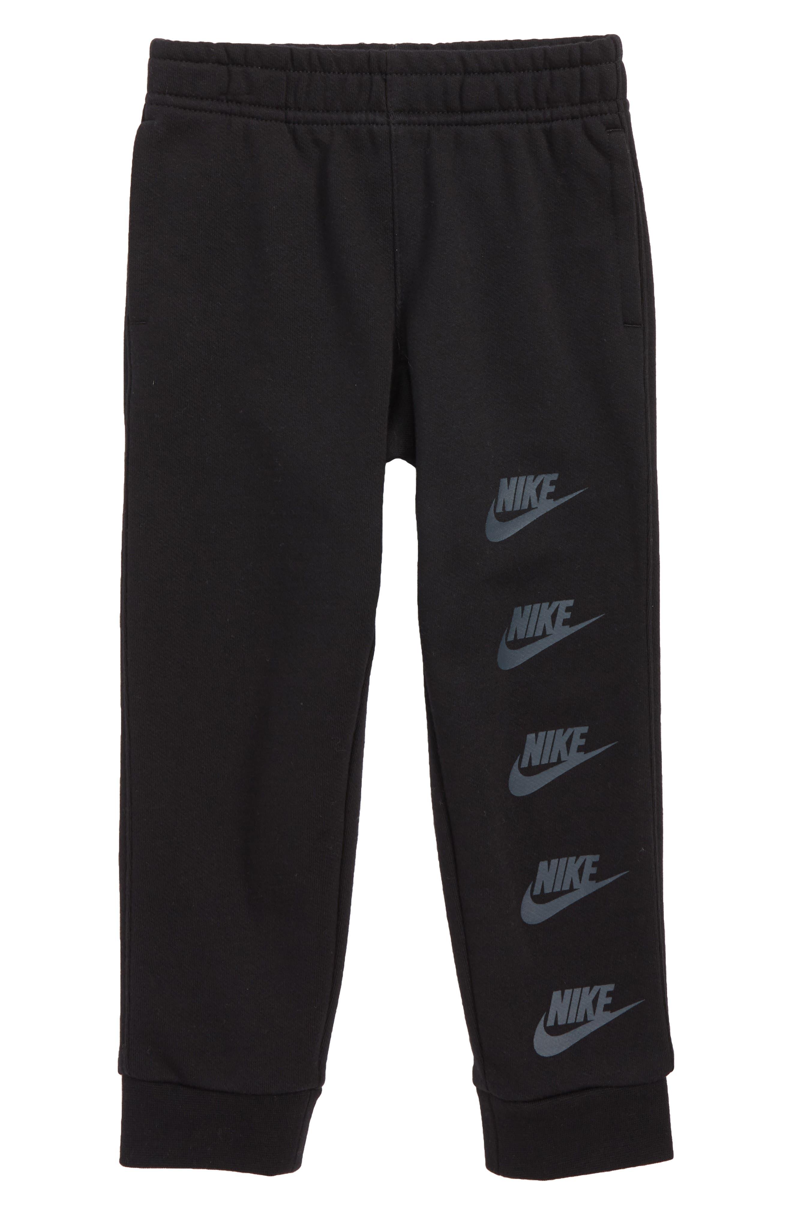 Sportswear Club Archive Sweatpants,                         Main,                         color, BLACK
