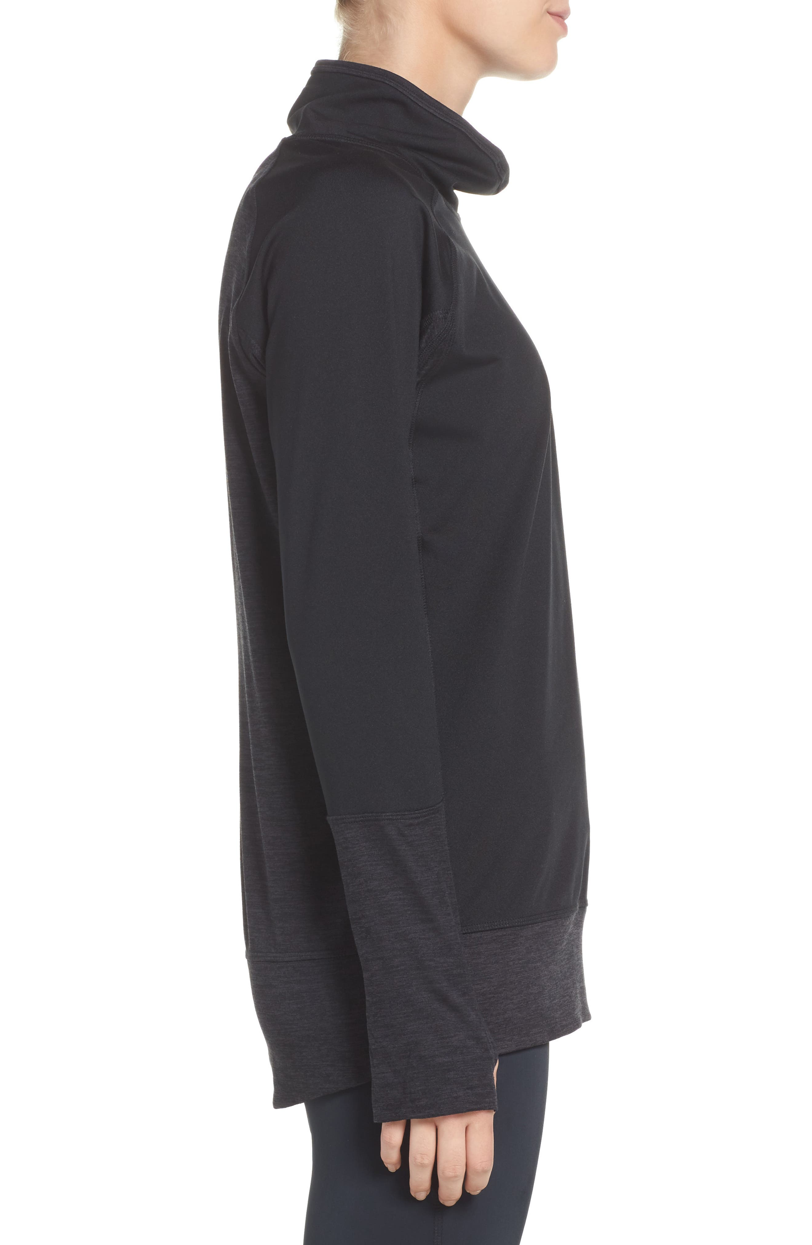Performance Pullover,                             Alternate thumbnail 3, color,                             001