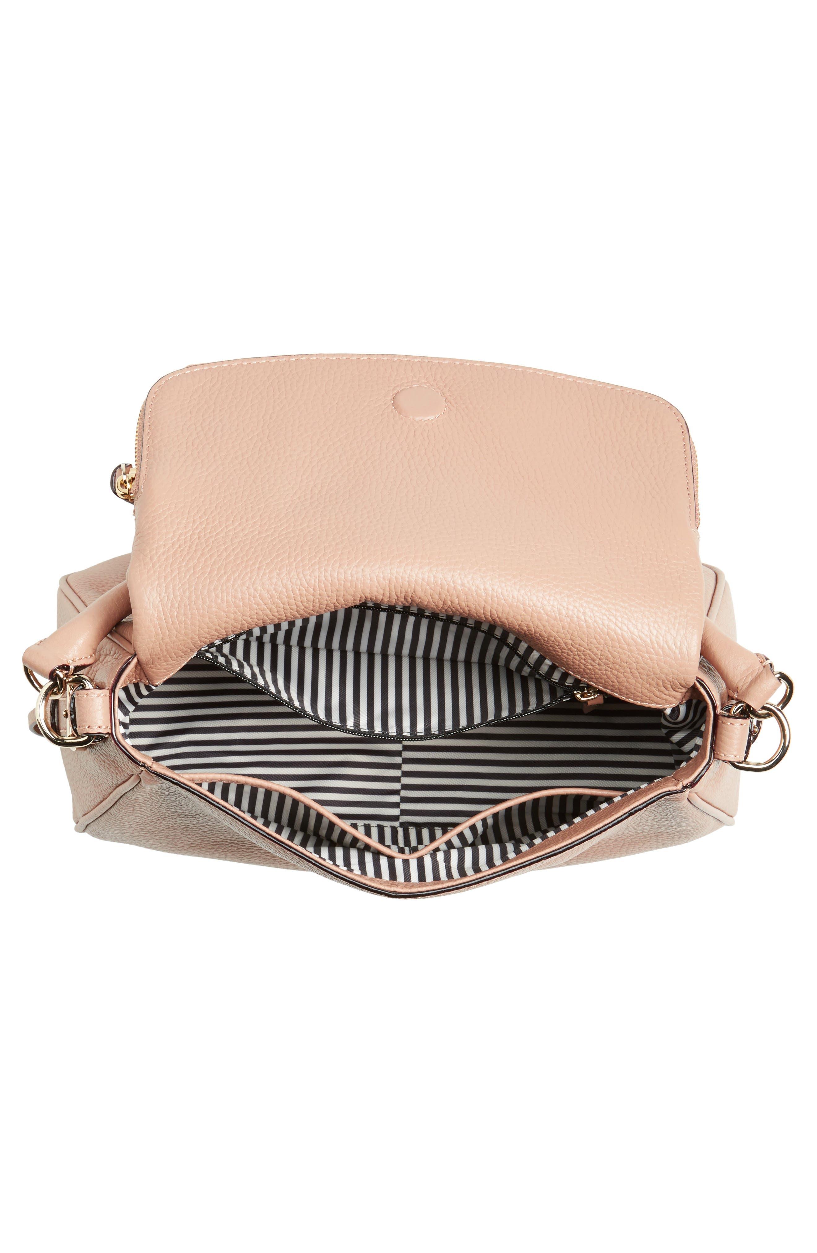 cobble hill - deva leather crossbody bag,                             Alternate thumbnail 25, color,