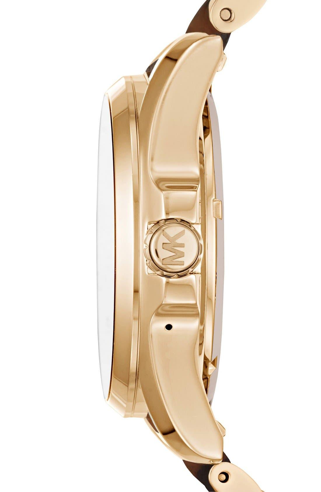 MICHAEL Michael Kors Bradshaw Access Bracelet Smart Watch, 45mm,                             Alternate thumbnail 32, color,