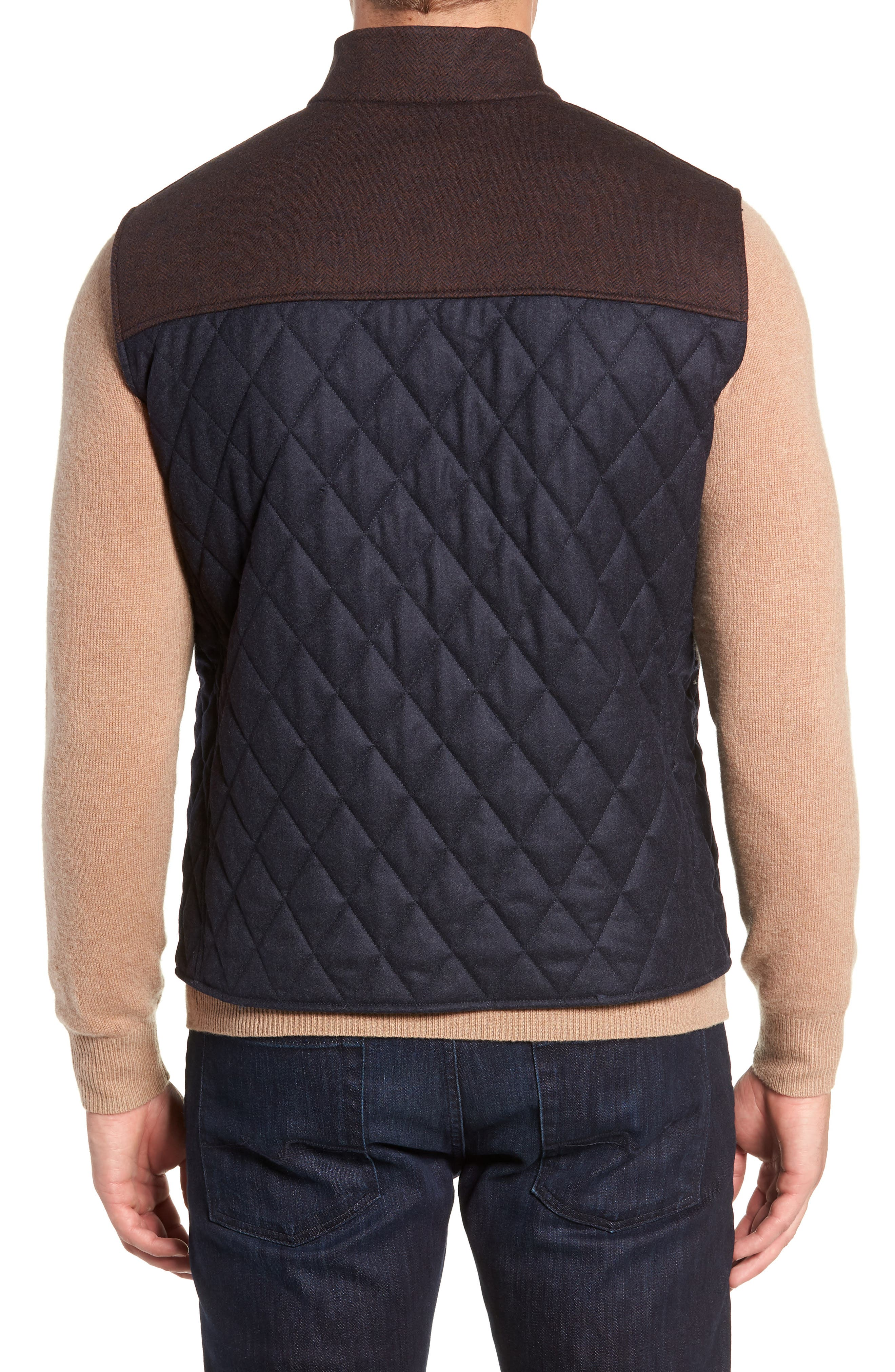 Quilted Vest,                             Alternate thumbnail 2, color,                             411