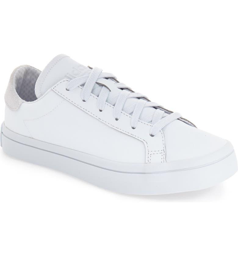 new product 84d35 b6a03 ADIDAS Court Vantage ADICOLOR Sneaker, Main, ...