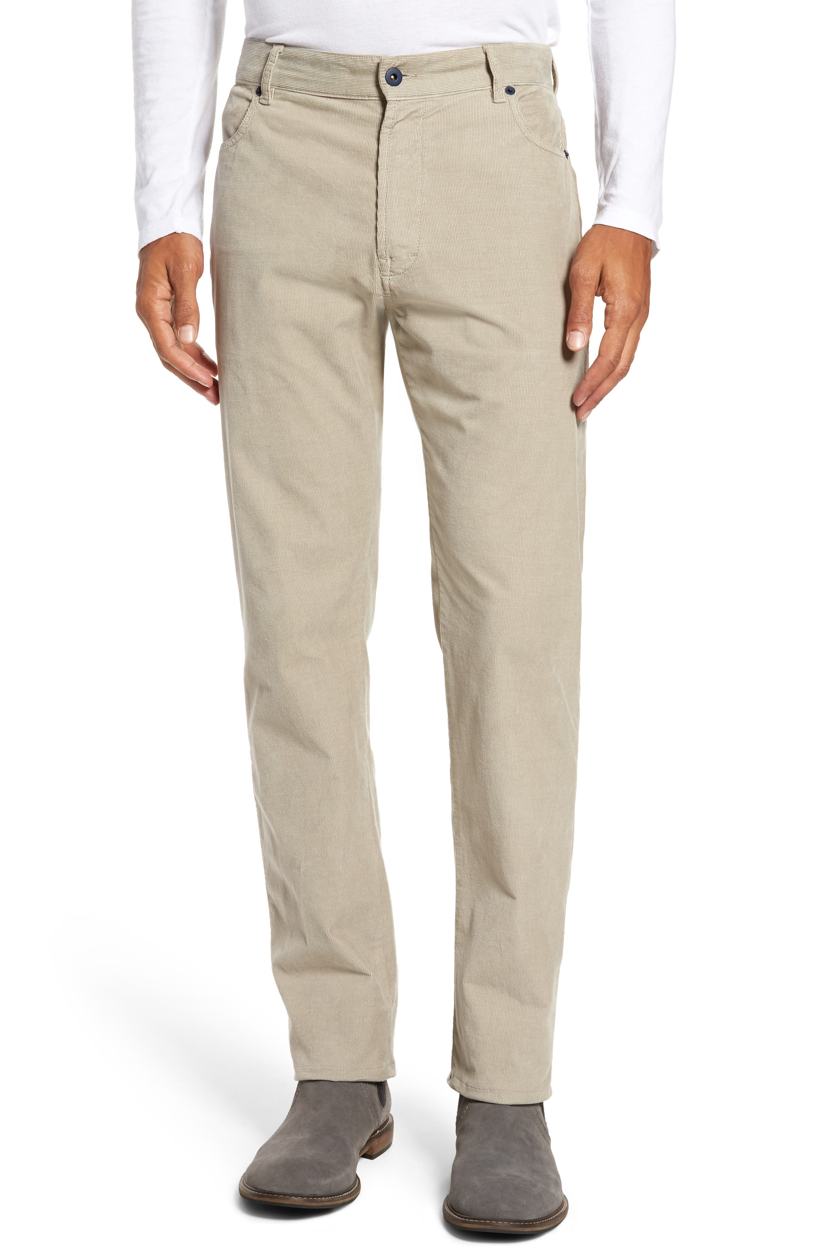 Redonda Stretch Corduroy Trousers,                         Main,                         color, 252
