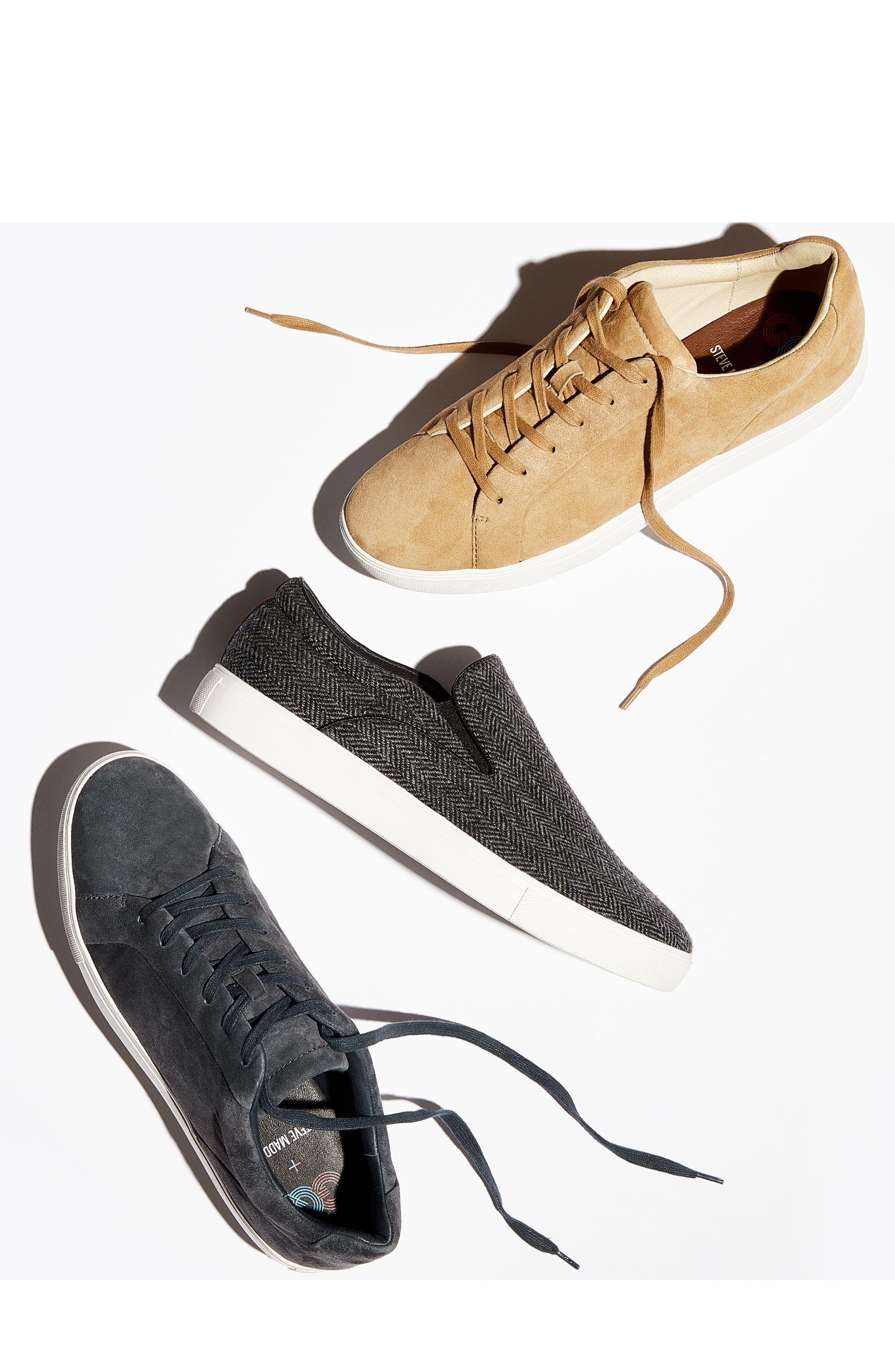 x GQ James Sneaker,                             Alternate thumbnail 7, color,                             020