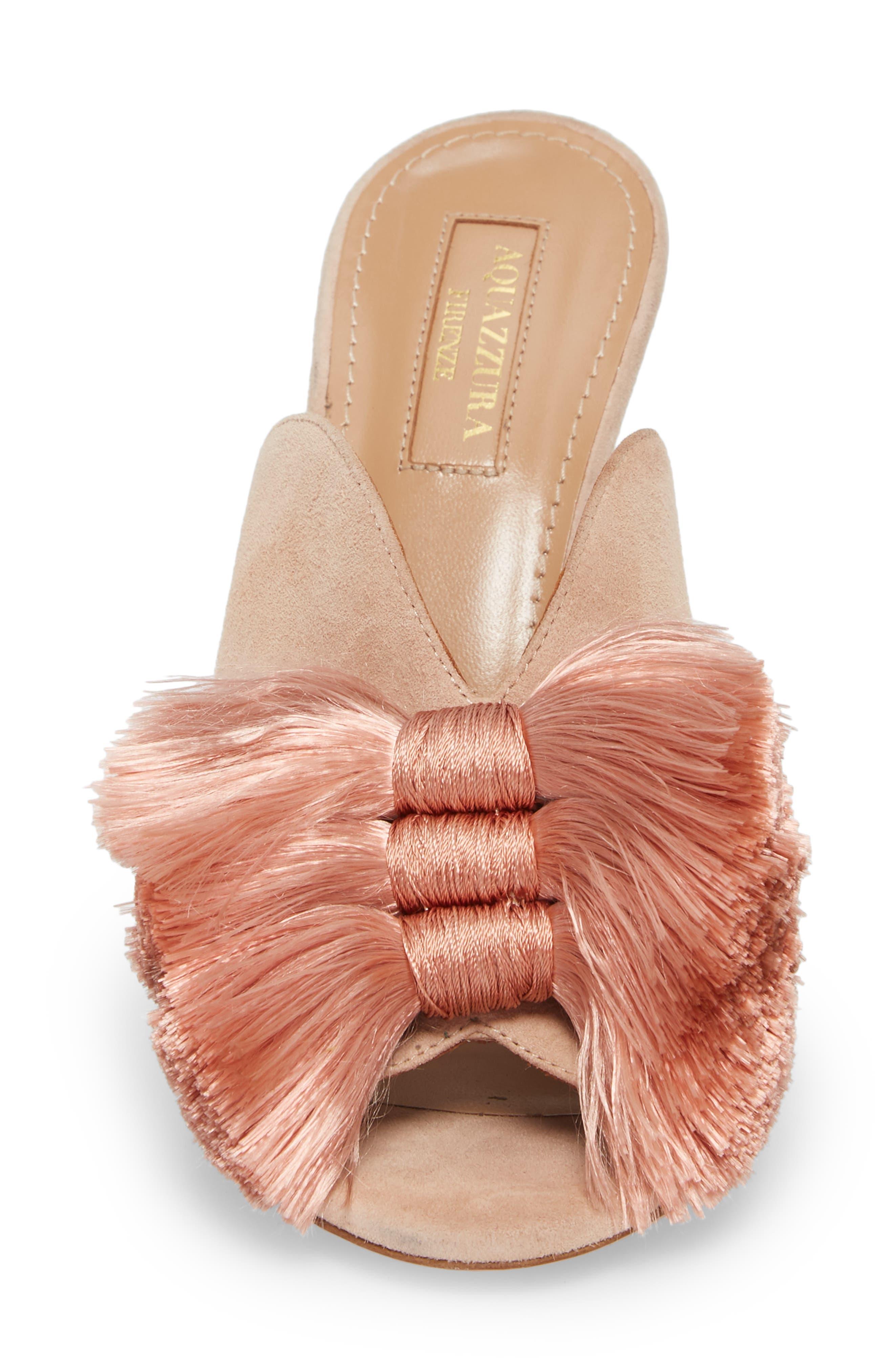 Lotus Blossom Mule Sandal,                             Alternate thumbnail 4, color,                             651