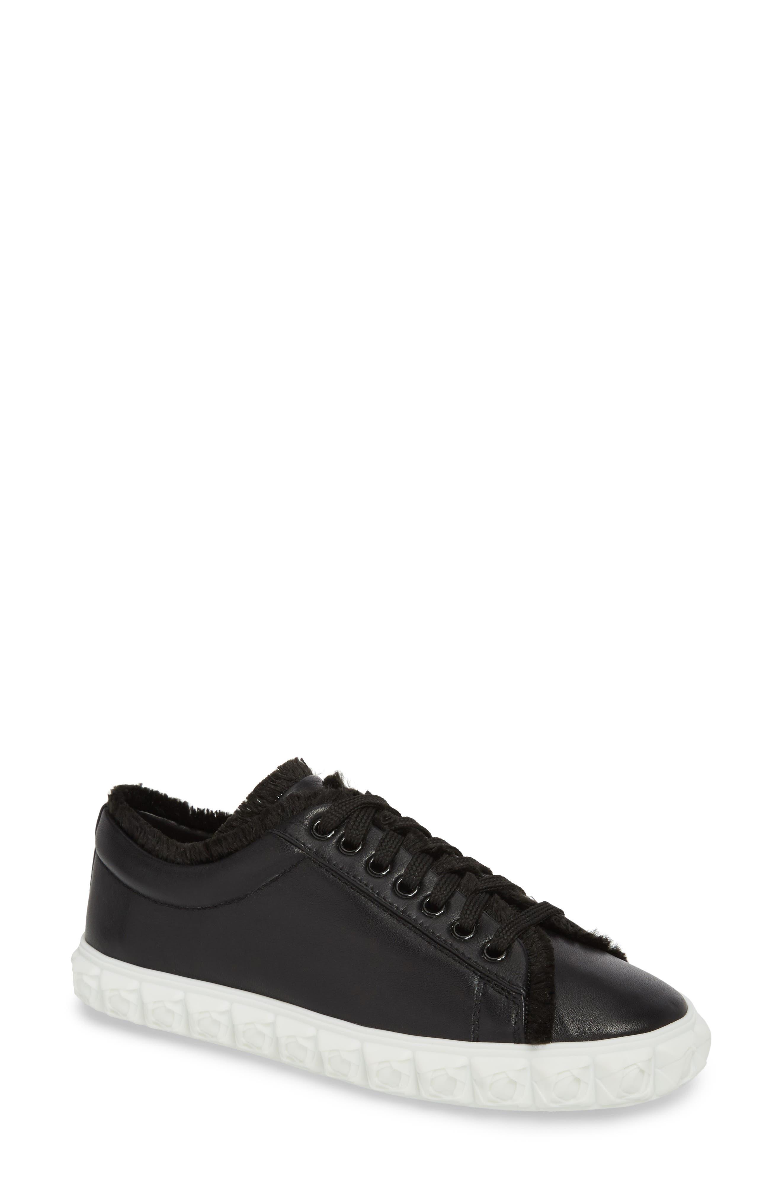 Fringe Sneaker,                             Main thumbnail 1, color,                             001
