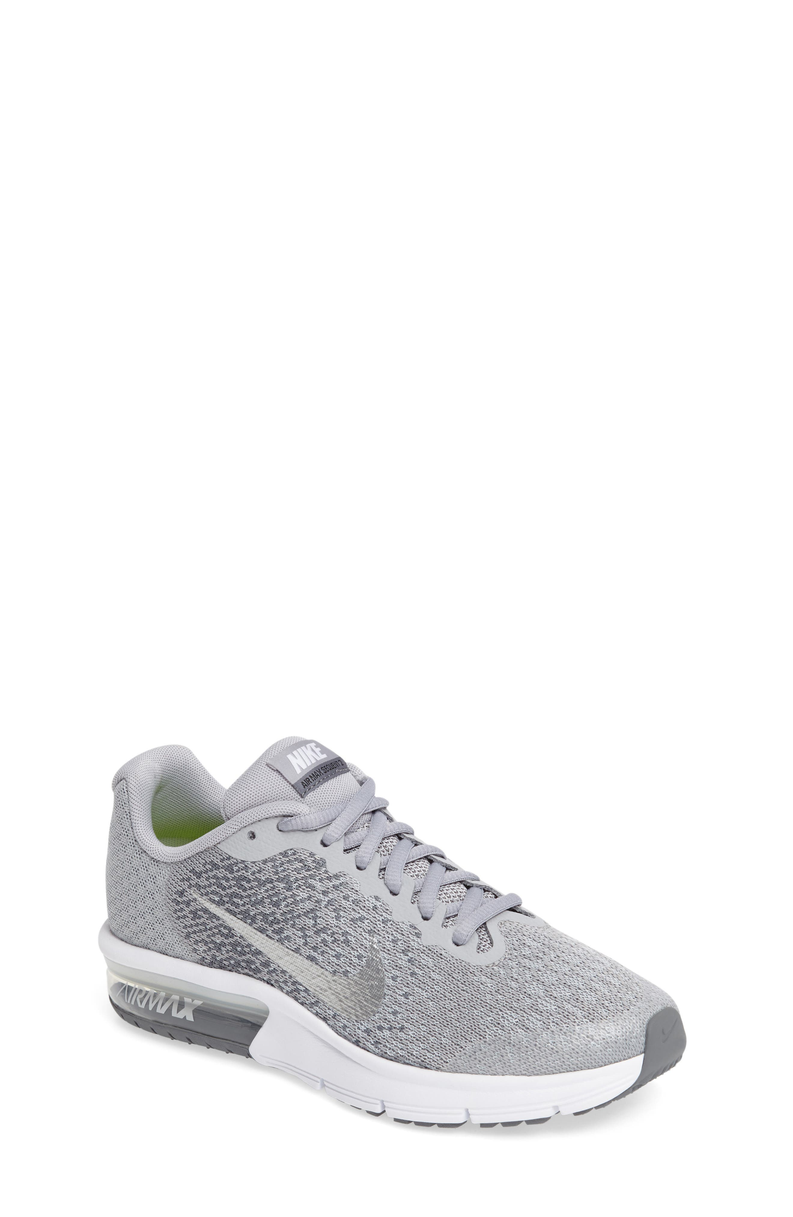 Air Max Sequent 2 Sneaker,                         Main,                         color, 020