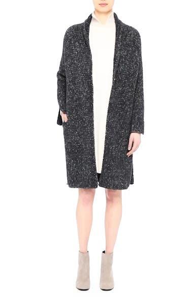 Wool, Silk & Cashmere Knit Dress, video thumbnail