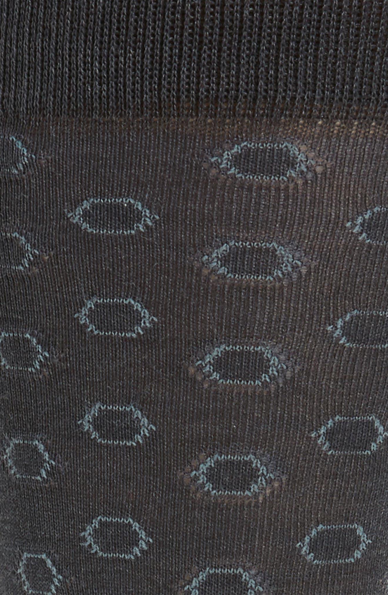 Hexagon Socks,                             Alternate thumbnail 2, color,                             021