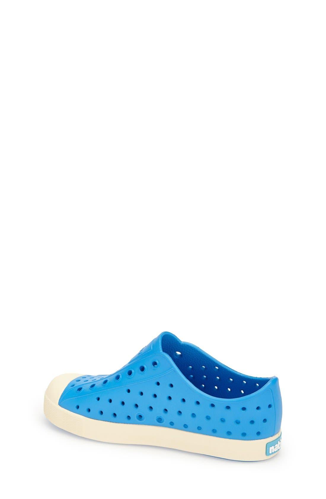 'Jefferson' Water Friendly Slip-On Sneaker,                             Alternate thumbnail 102, color,