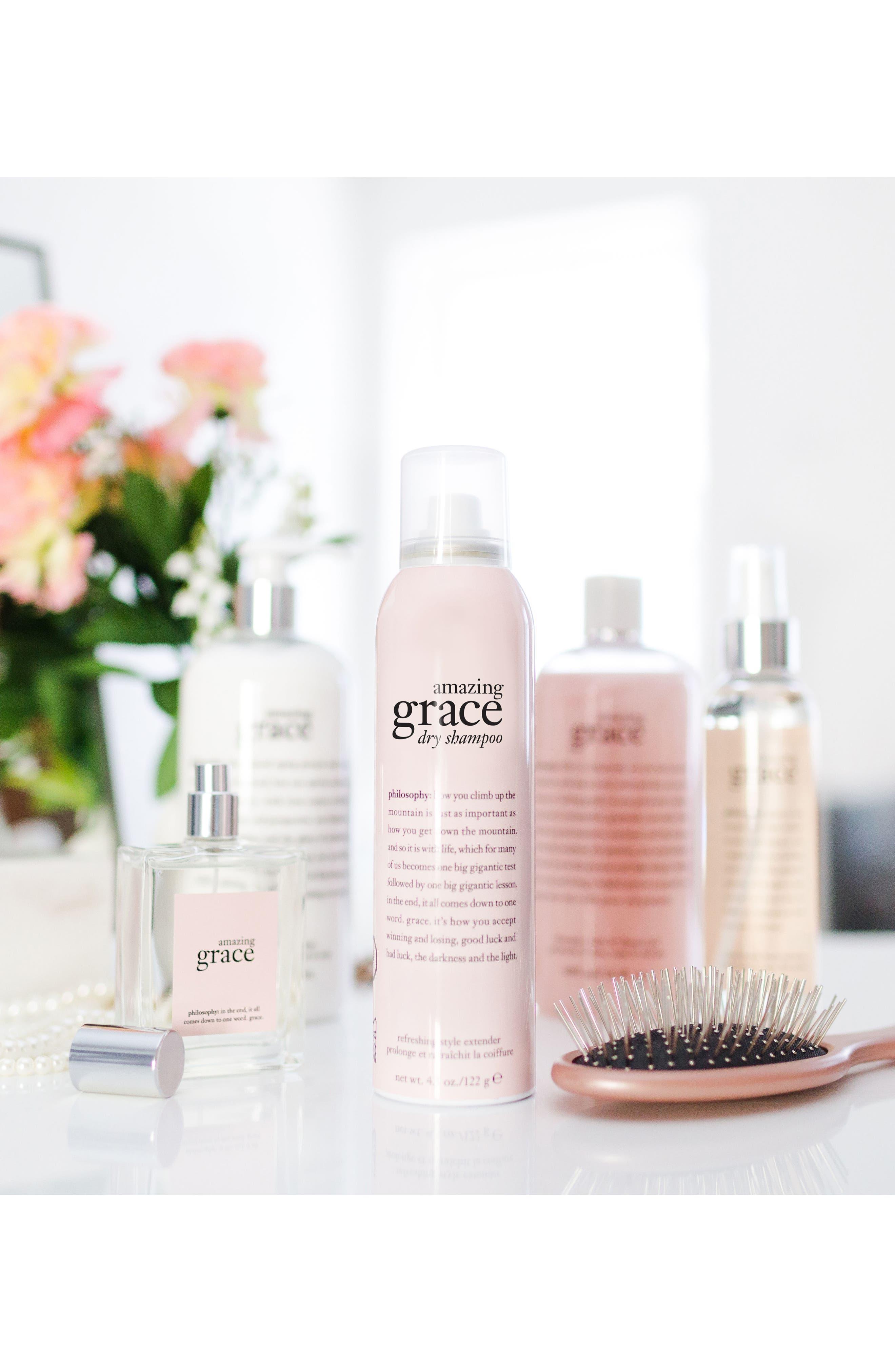 amazing grace dry shampoo,                             Alternate thumbnail 2, color,                             NO COLOR