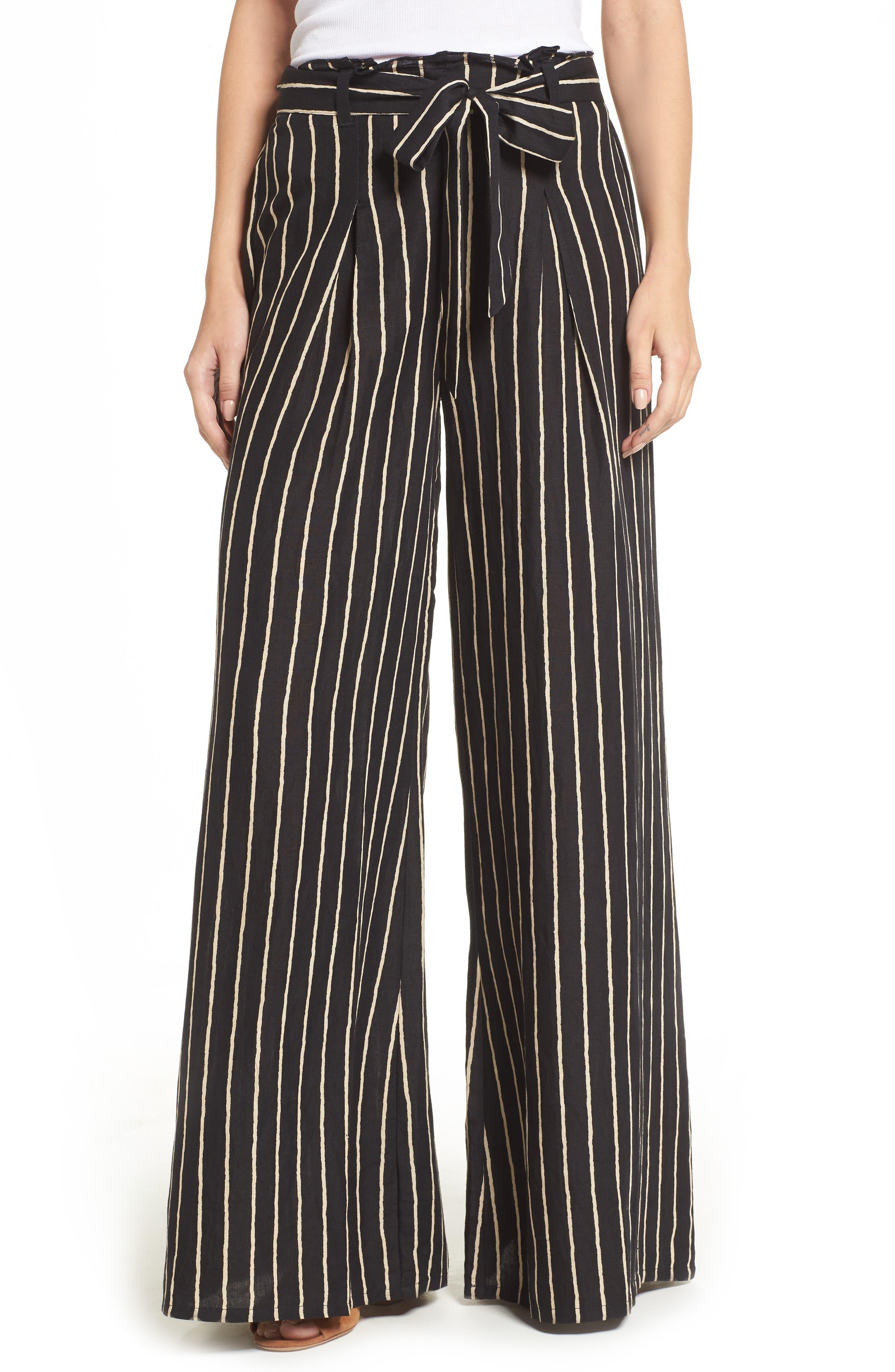 Wide Leg Pants,                         Main,                         color,