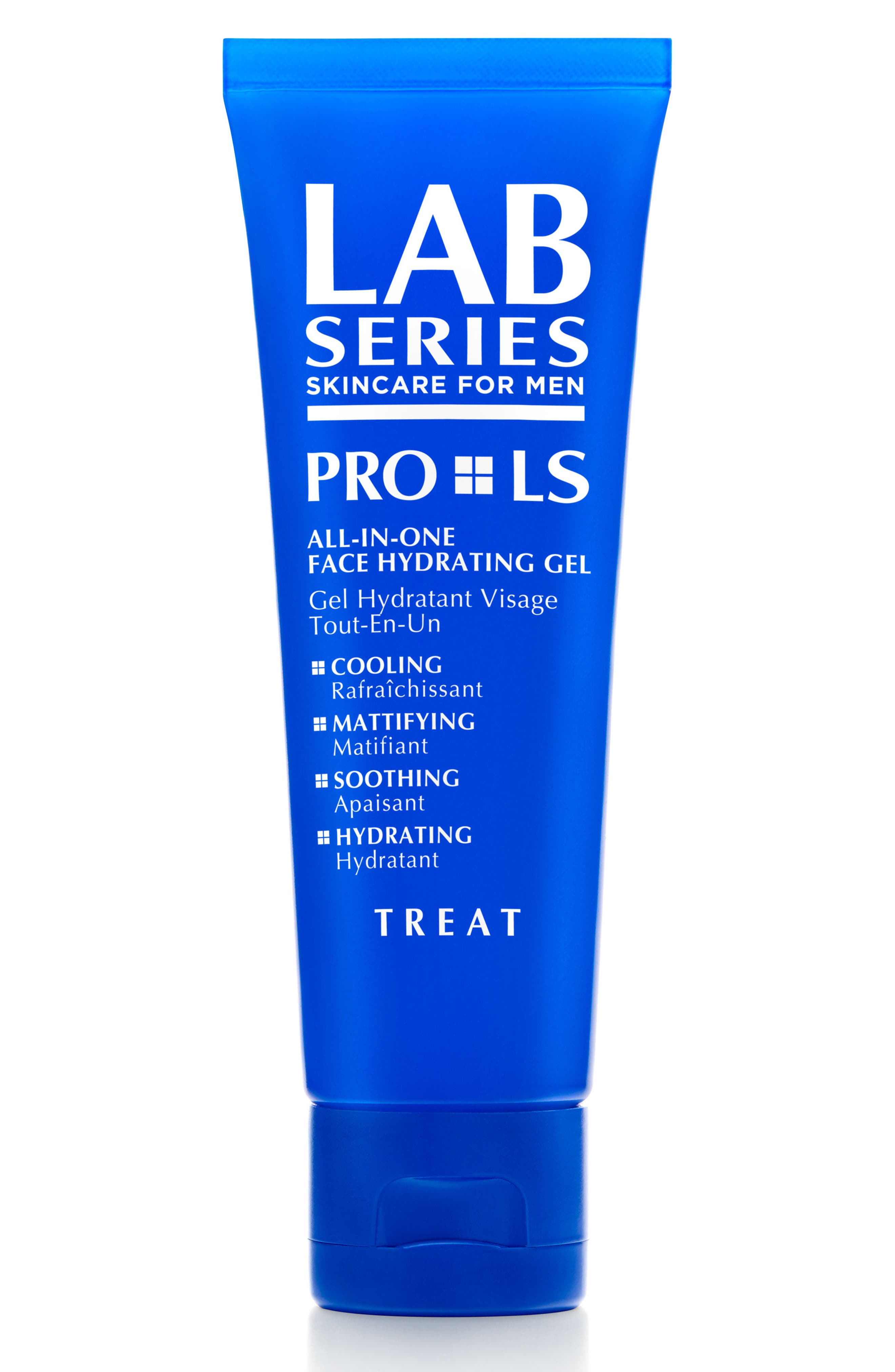 PRO LS All-in-One Face Hydrating Gel,                             Main thumbnail 1, color,                             NO COLOR