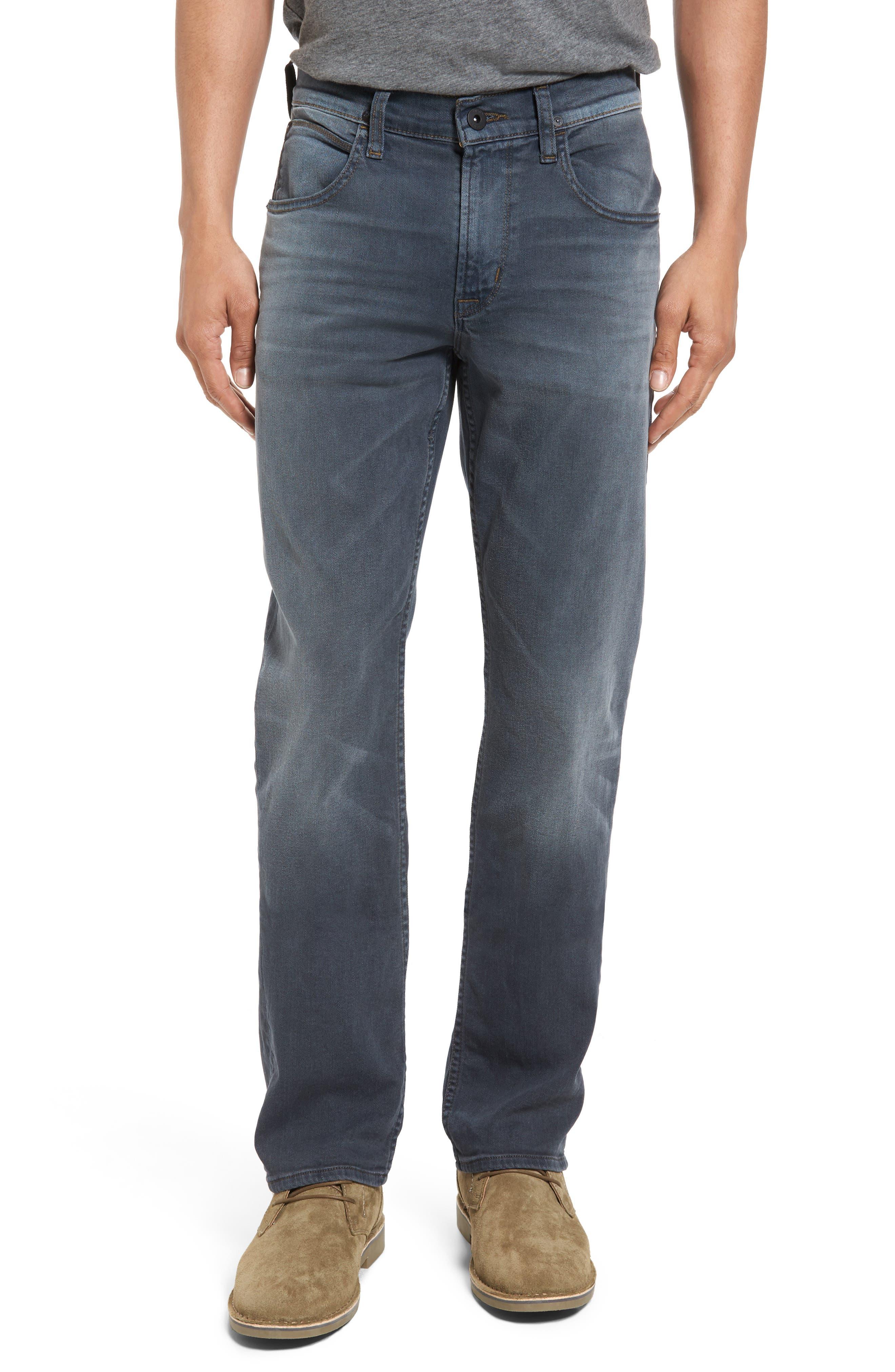 Byron Slim Straight Leg Jeans,                         Main,                         color, 020