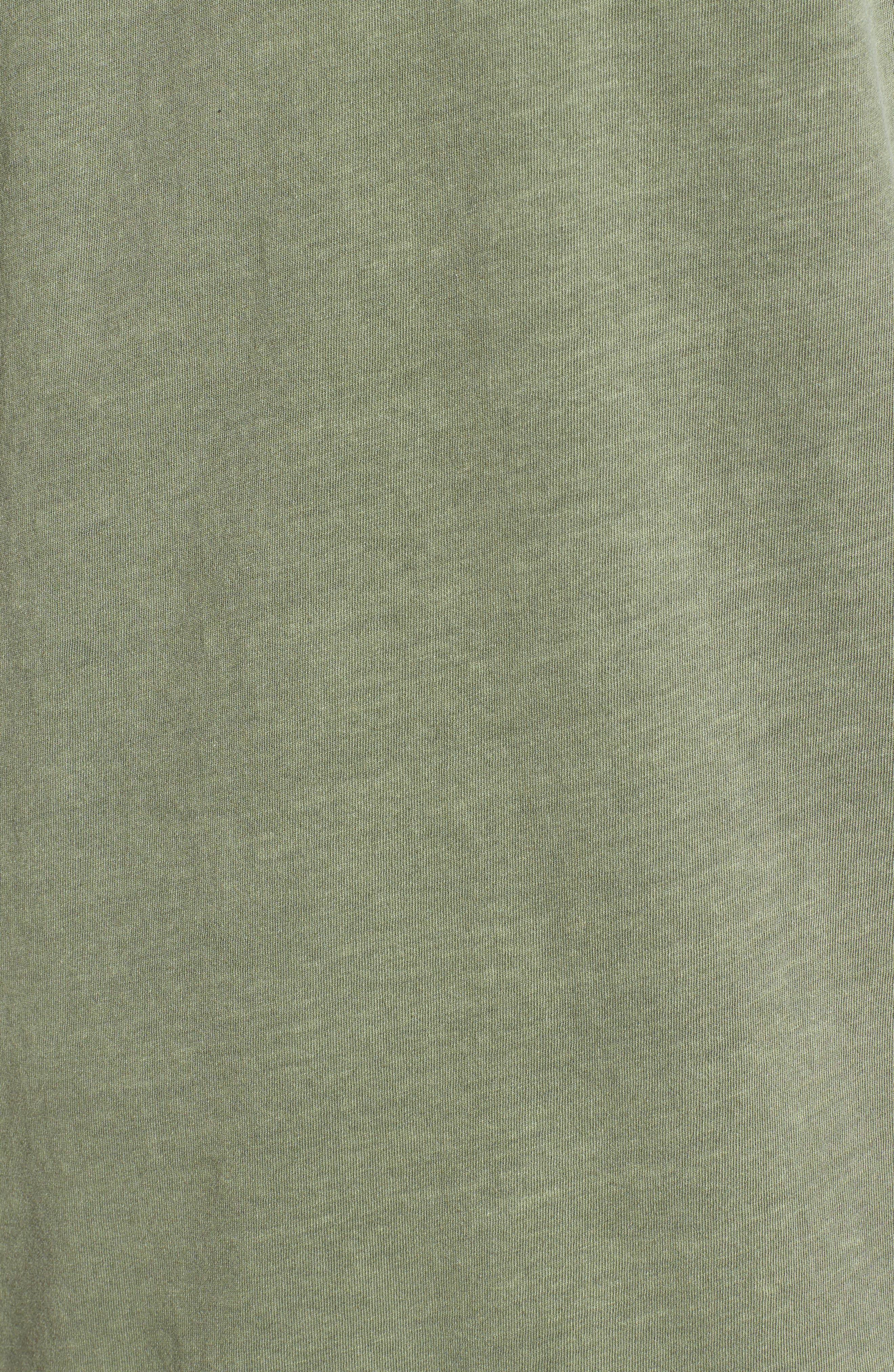Fillmore Street Vintage Graphic T-Shirt,                             Alternate thumbnail 5, color,                             301