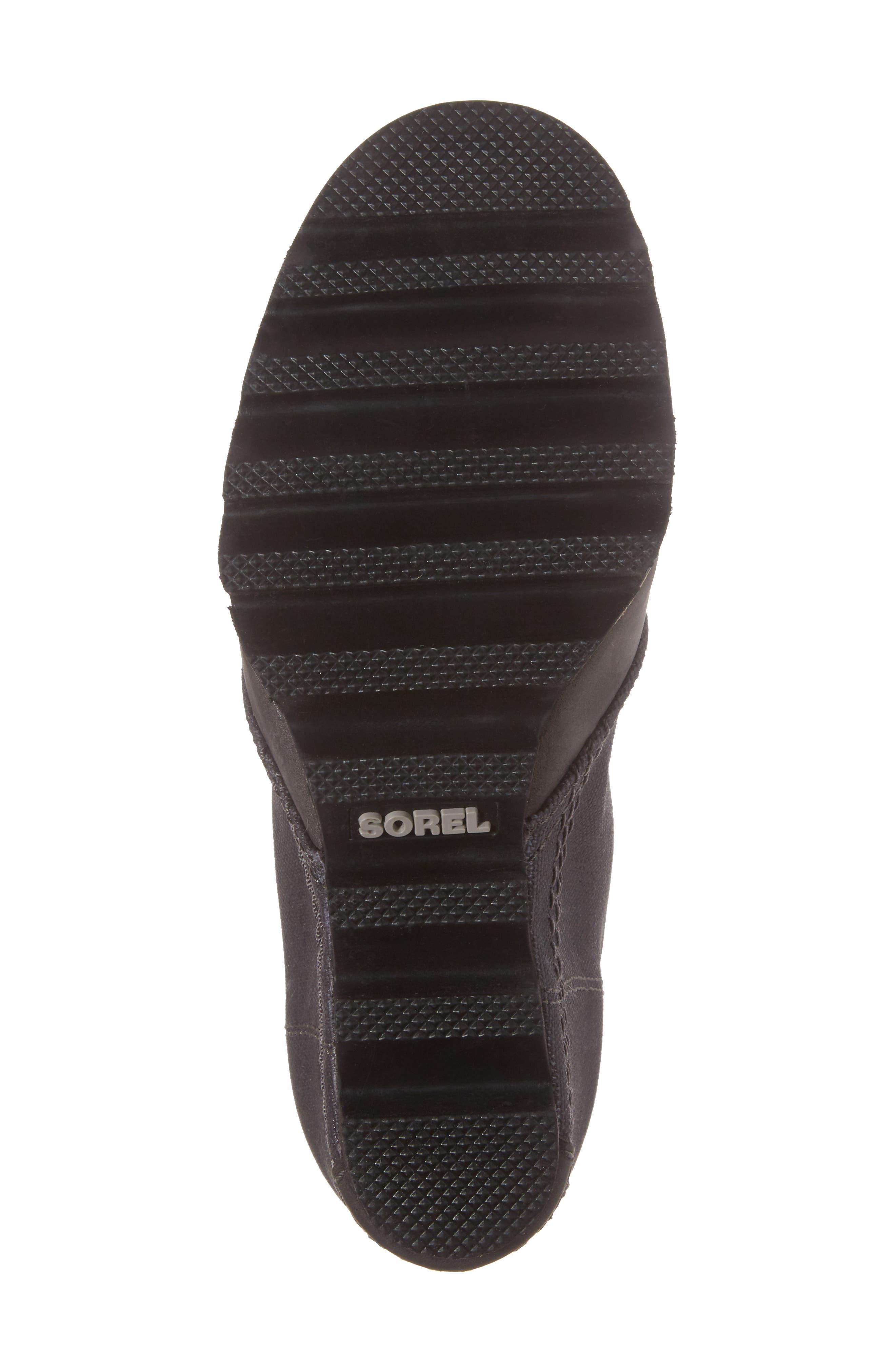 SOREL,                             PDX<sup>™</sup> Waterproof Wedge Bootie,                             Alternate thumbnail 6, color,                             089
