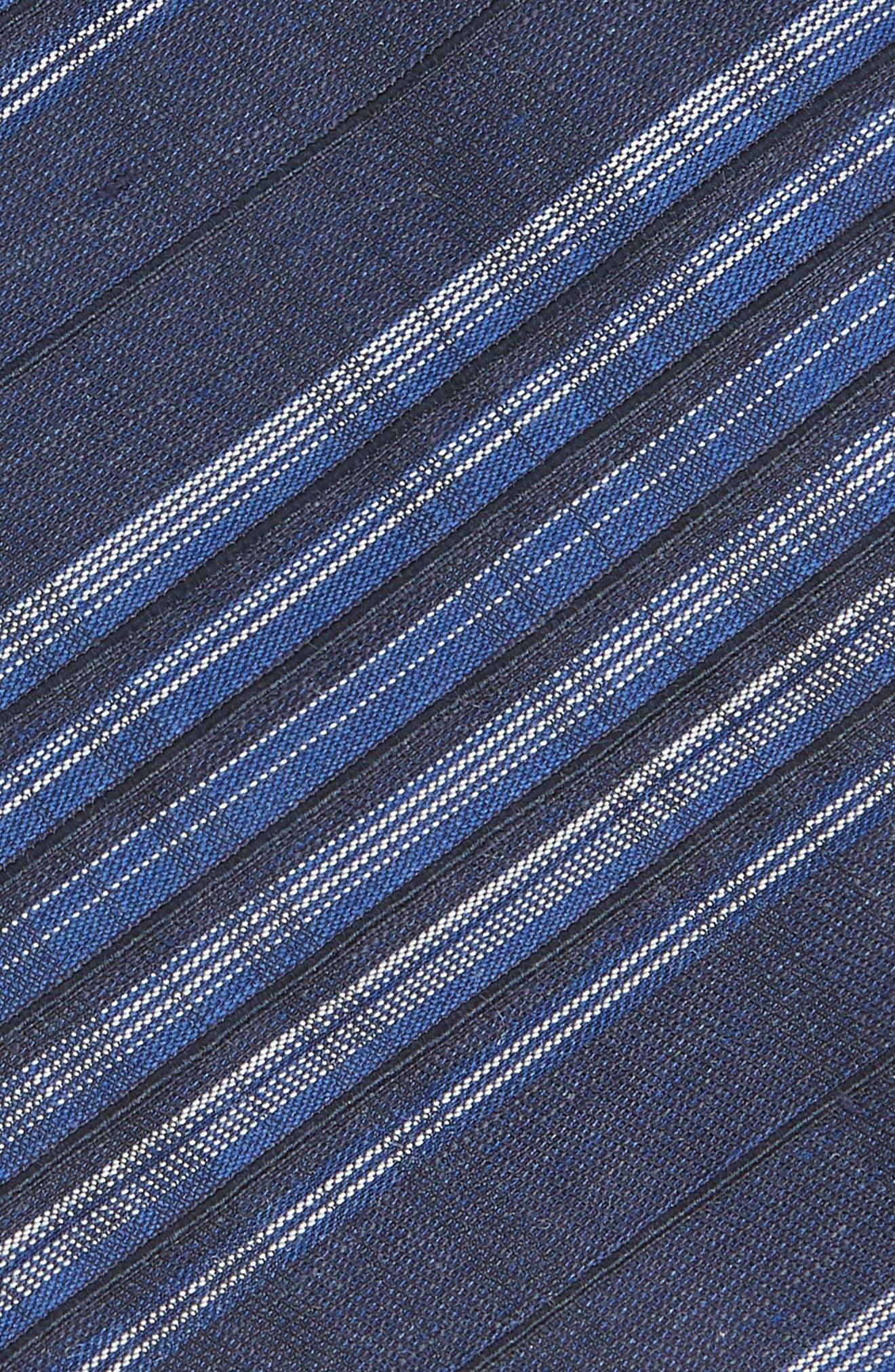 Plaid Silk Tie,                             Alternate thumbnail 2, color,                             404